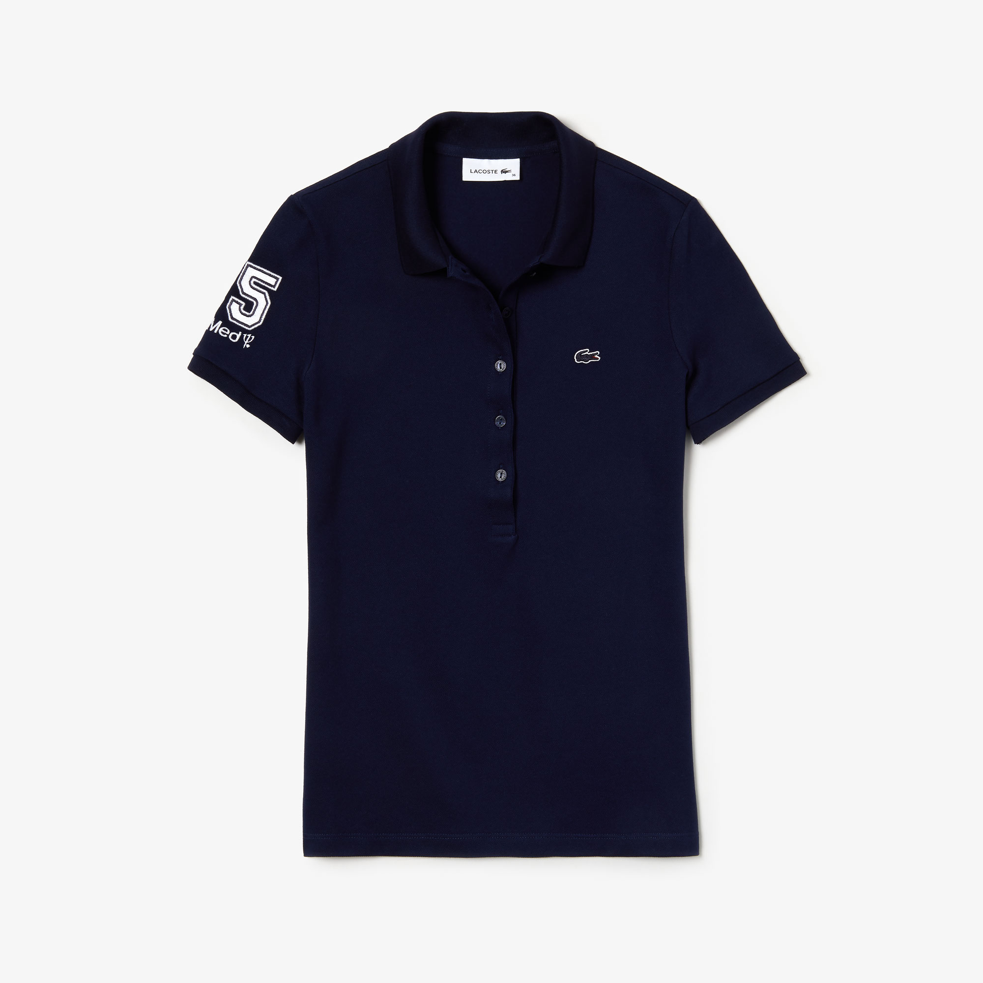 Slim Fit Club Med - Lacoste-Polo Lacoste