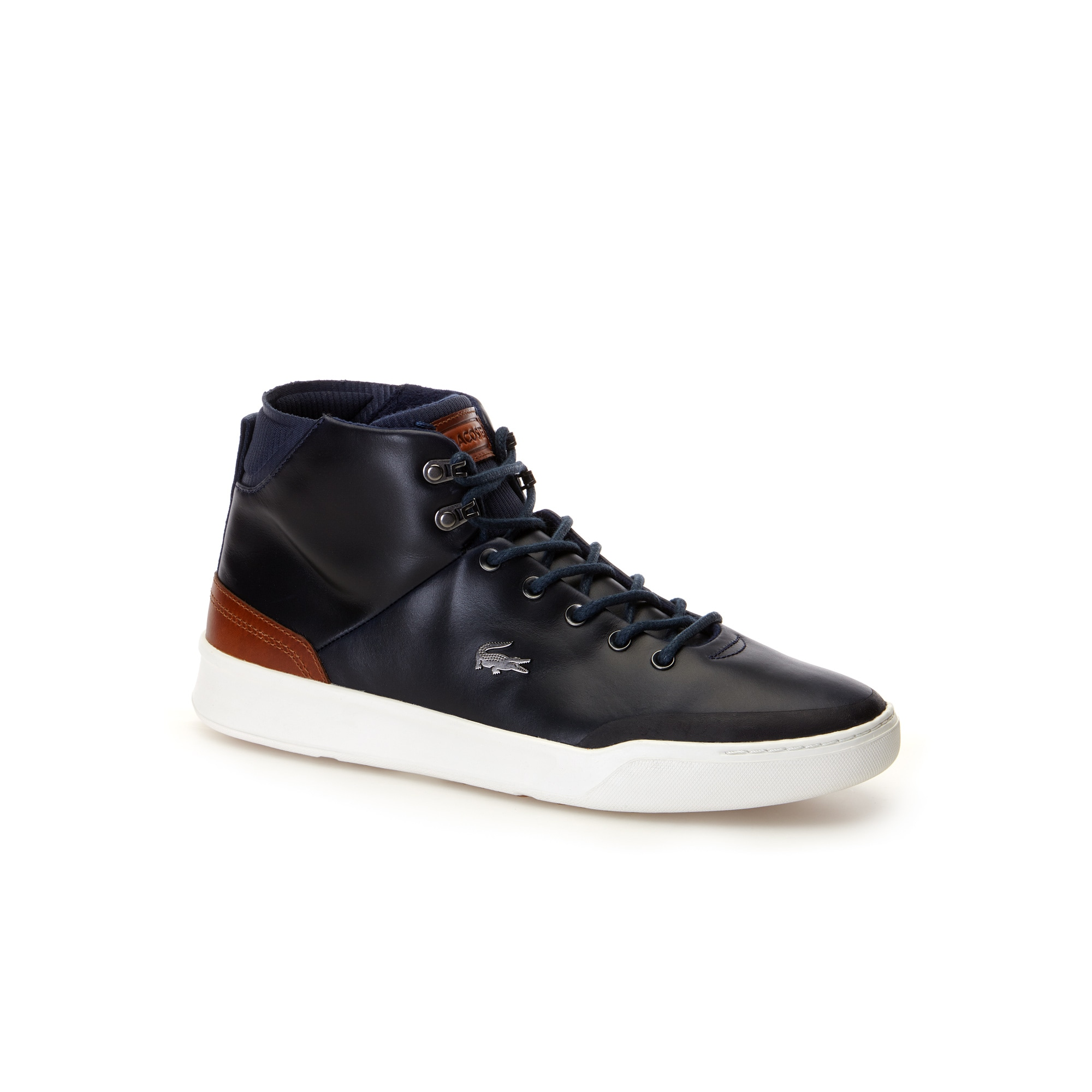 Herren High-Top Sneakers EXPLORATEUR CLASSIC aus Leder