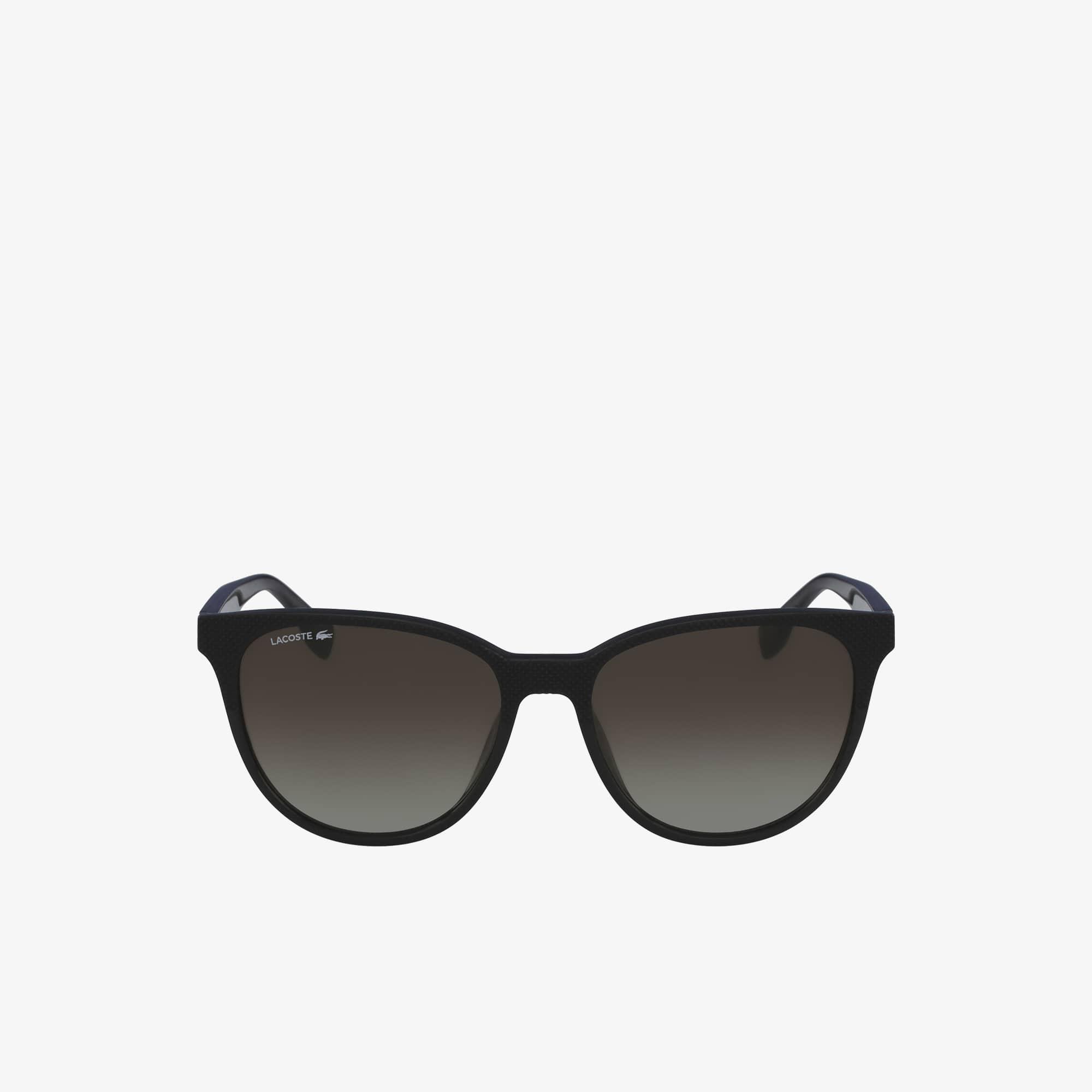 L. 12.12 Cat Eye Premium-Sonnenbrille aus Kunststoff