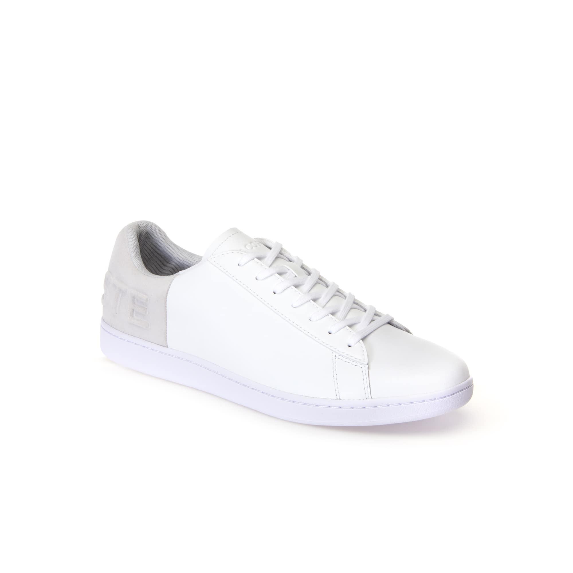 Herren-Sneakers CARNABY EVO aus Leder und Veloursleder