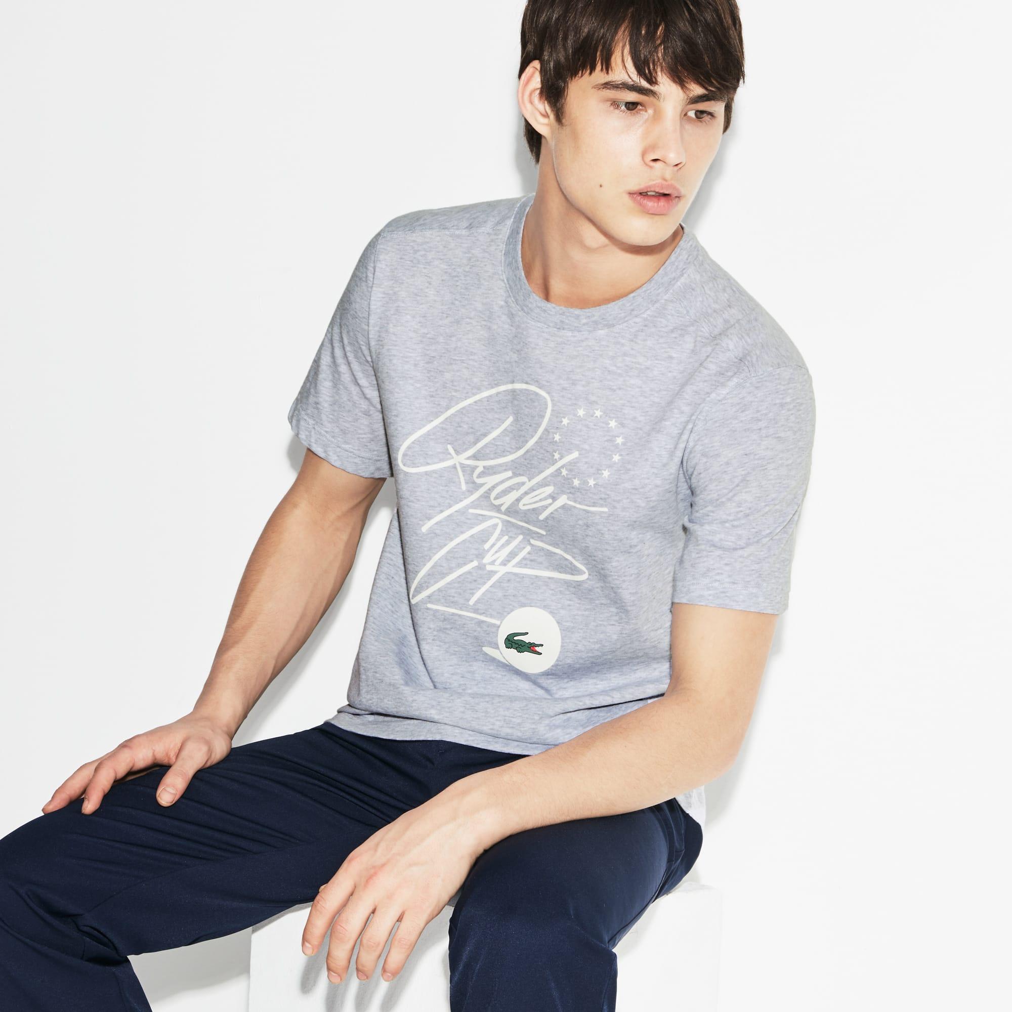 Herren LACOSTE SPORT Ryder Cup Edition Golf T-Shirt