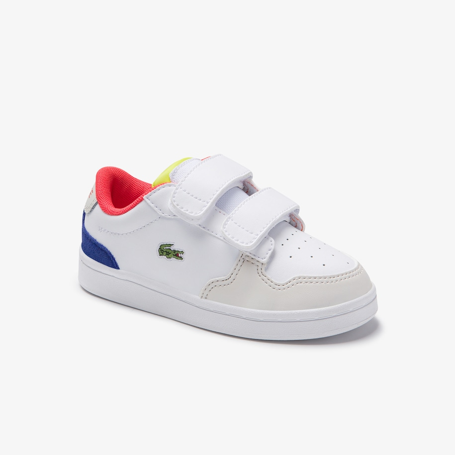 Baby-Sneakers MASTERS CUP aus Leder und Synthetik