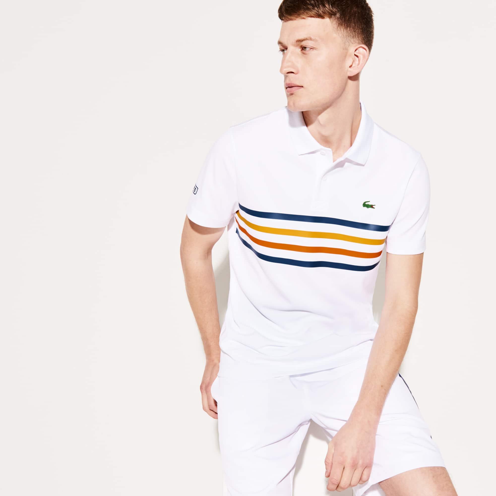 Herren LACOSTE Sport Tennis-Poloshirt aus Funktionspiqué