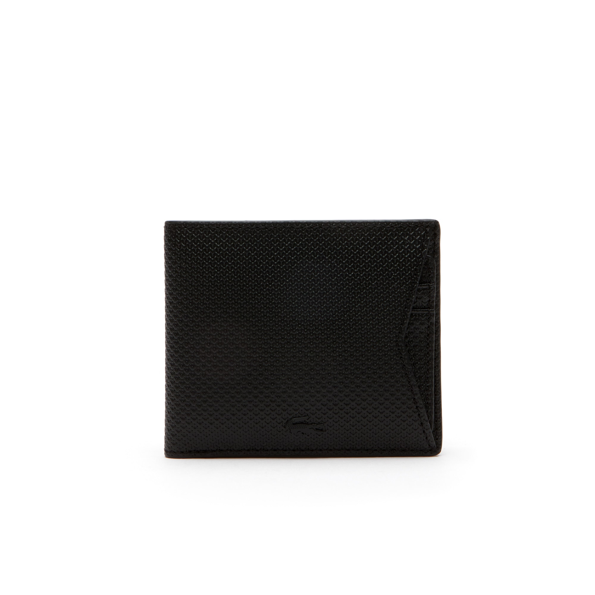 Men's Chantaco Monochrome Coated Leather Wallet With Card Holder