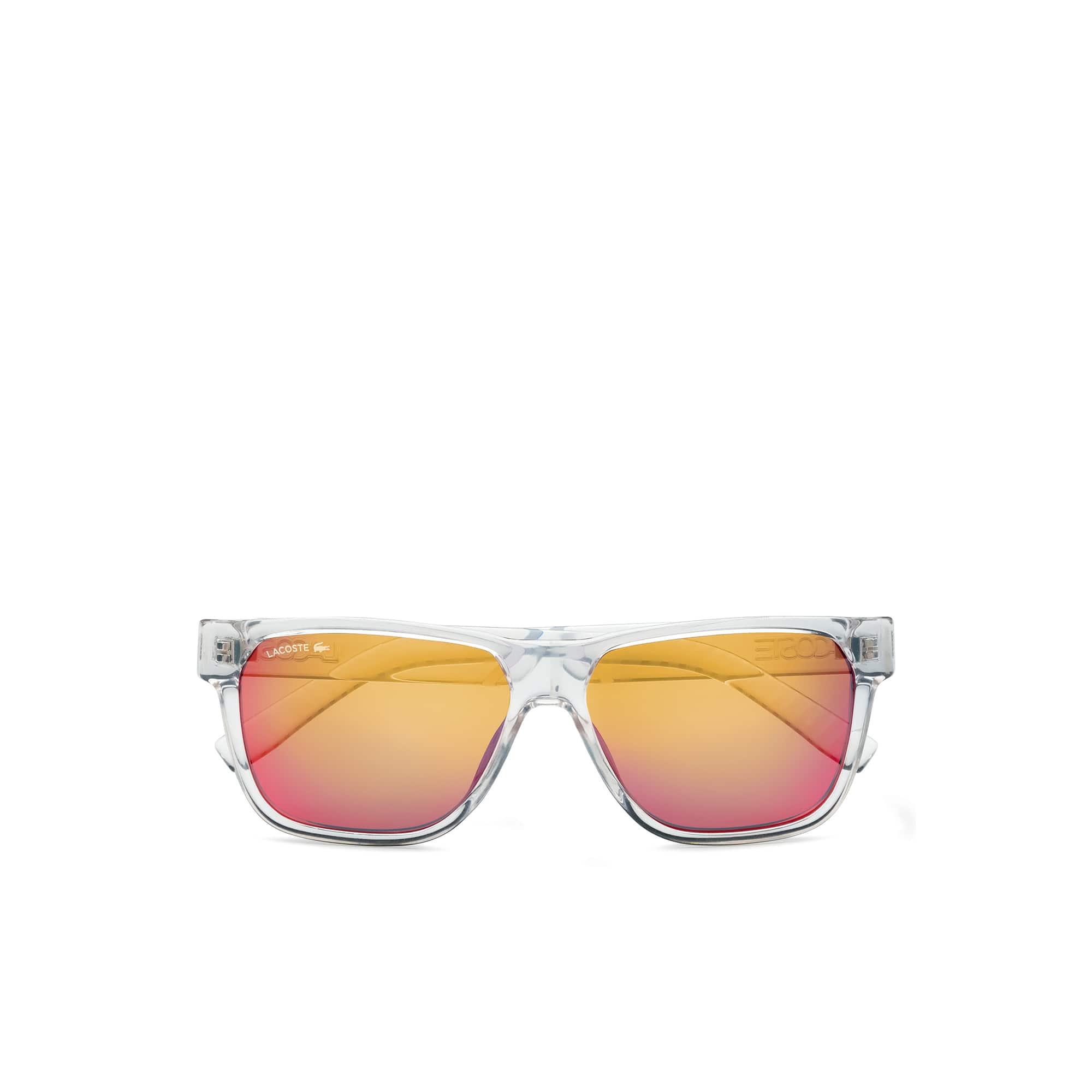 Herren-Colorblock-Sonnenbrille