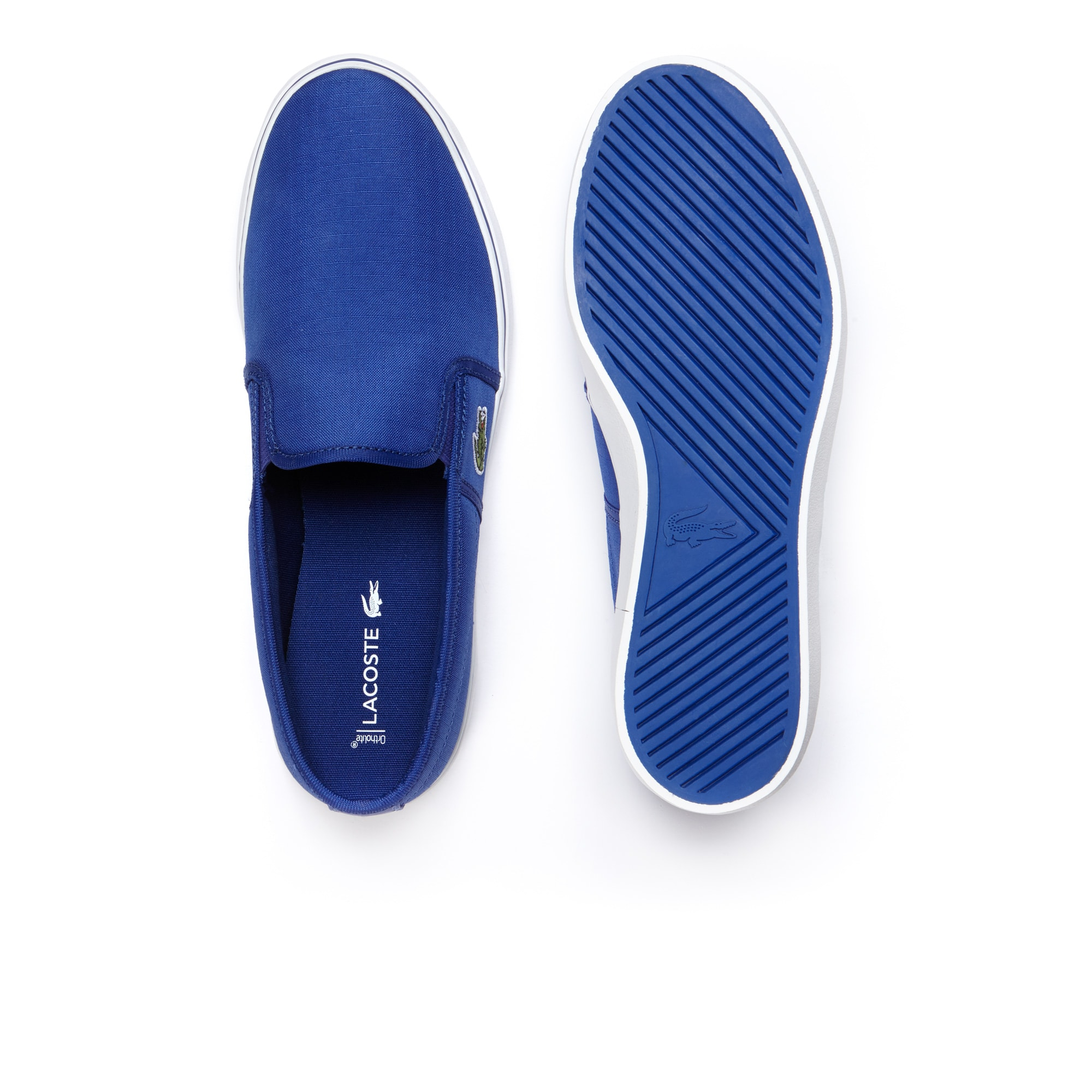 Damen-Slipper aus Ripstop-Canvas GAZON