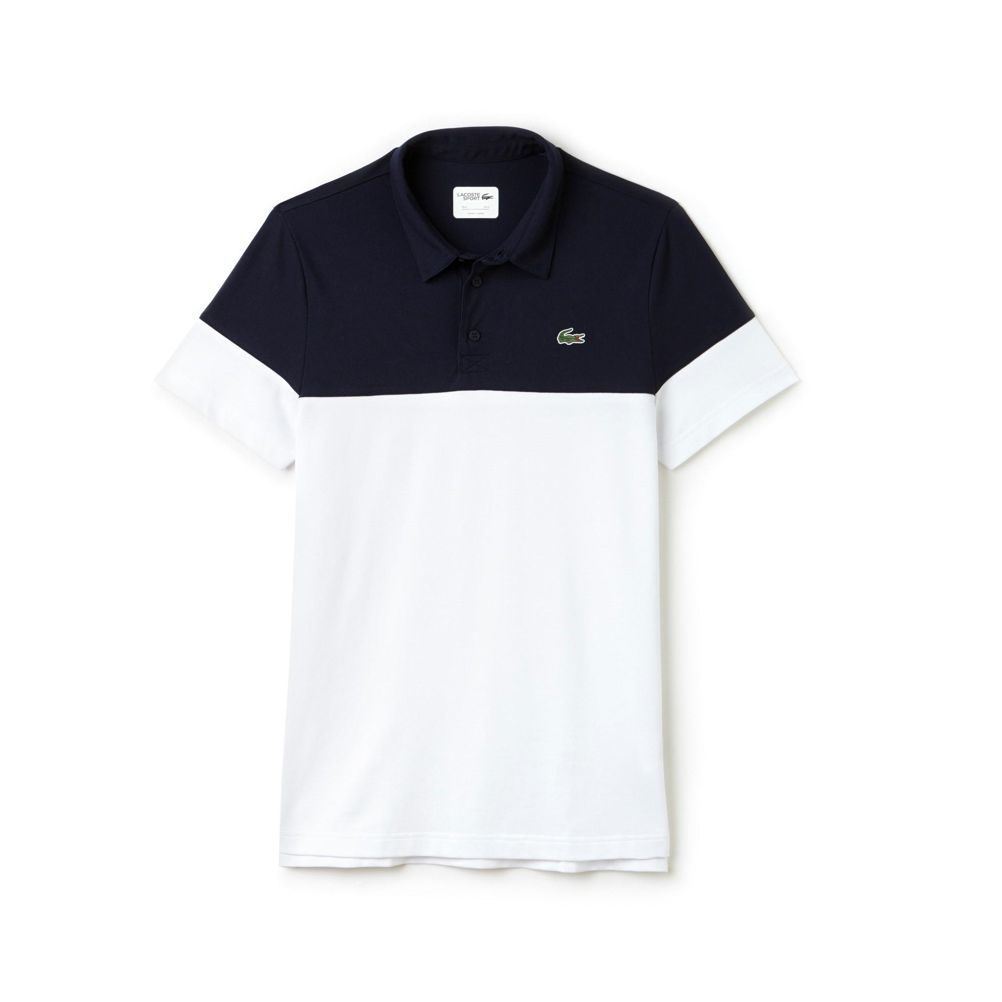 Herren-Poloshirt aus Funktionspiqué LACOSTE SPORT GOLF