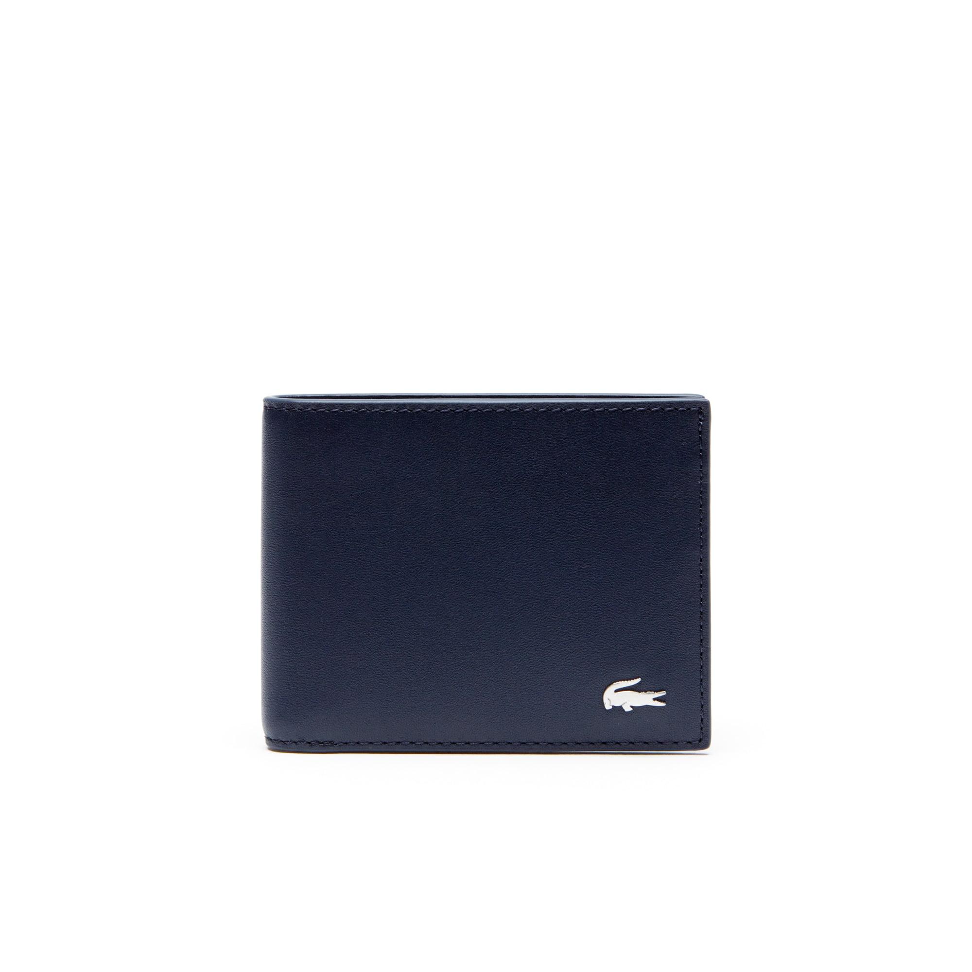 Fitzgerald-Lederbrieftasche mit Ausweisfach