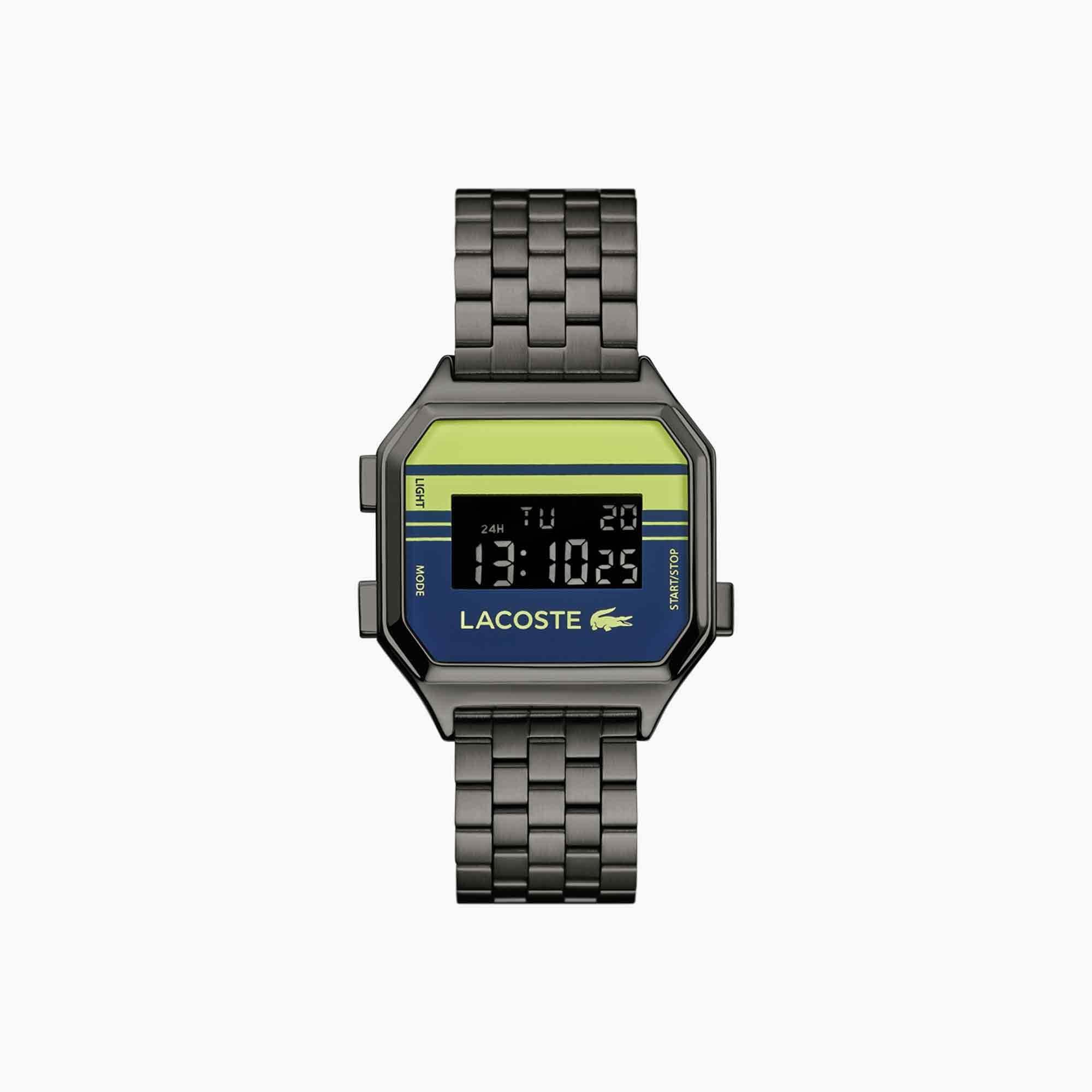 Berlin-Uhr mit Analog/Digital-Display
