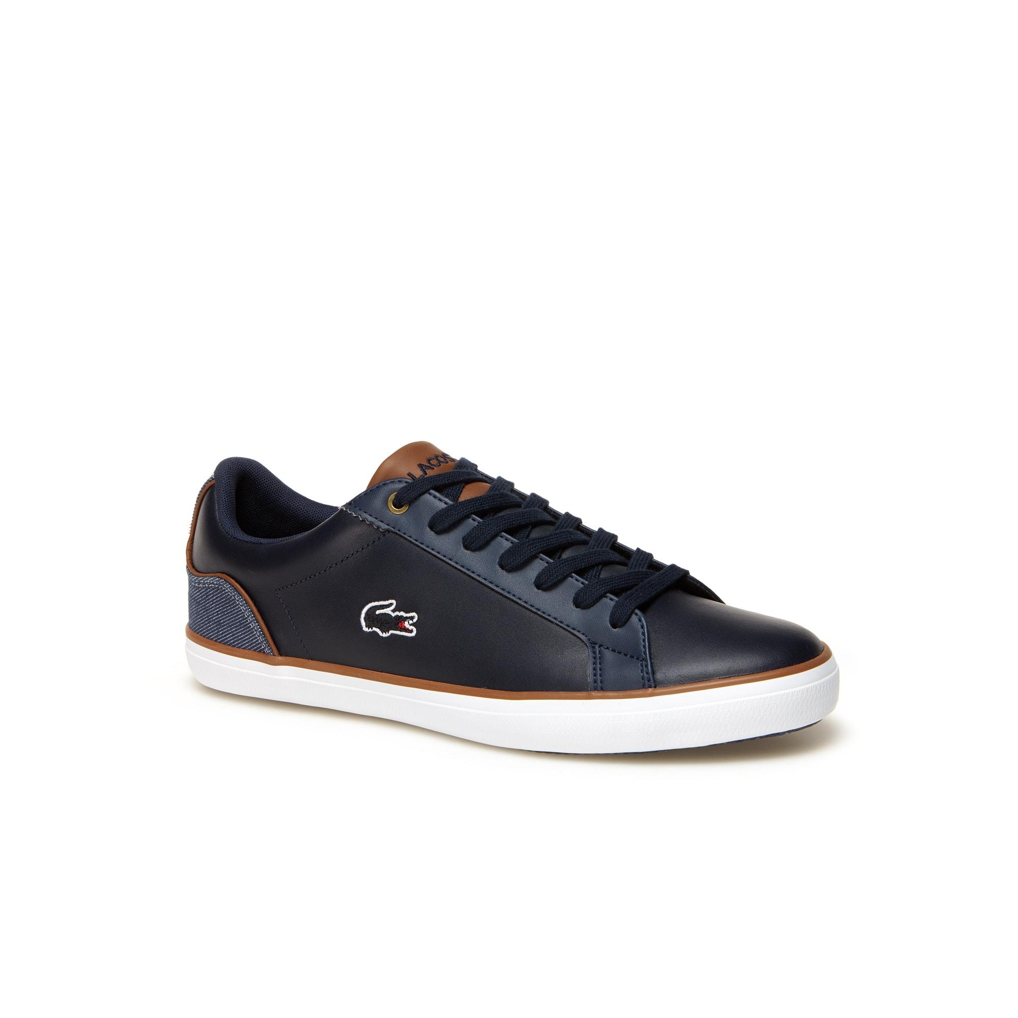 Herren-Sneakers LEROND aus Leder