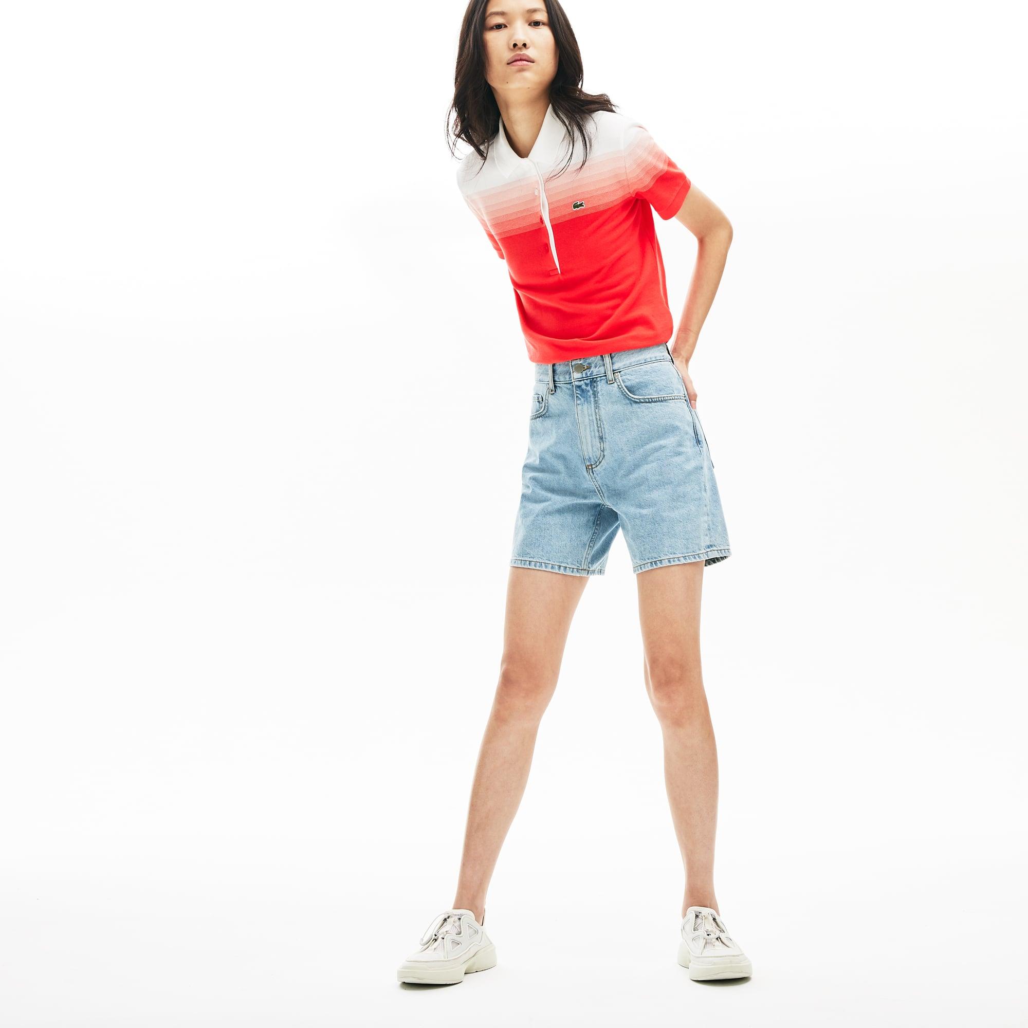 Damen-Shorts aus japanischer Baumwolle