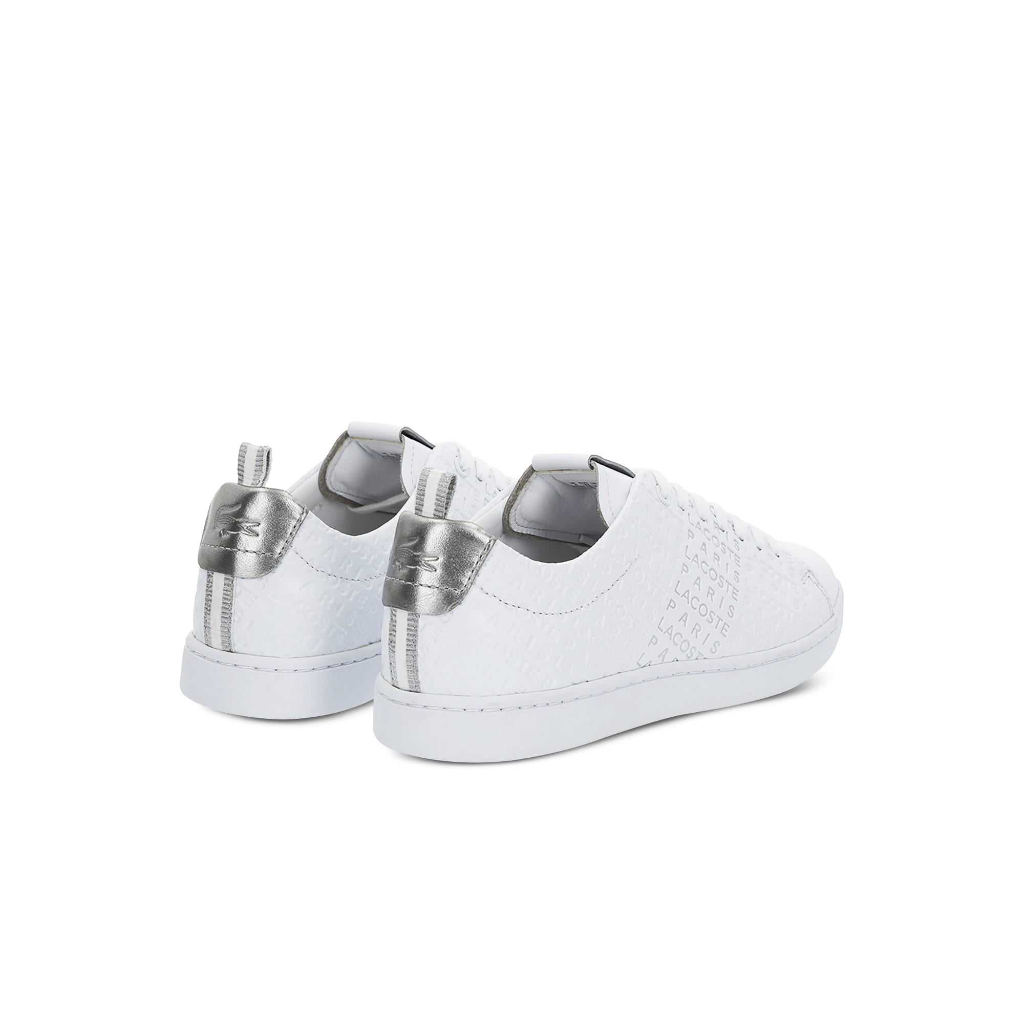 Sneakers Evo Cuir Carnaby Femme Gaufré En qSpUzMGV