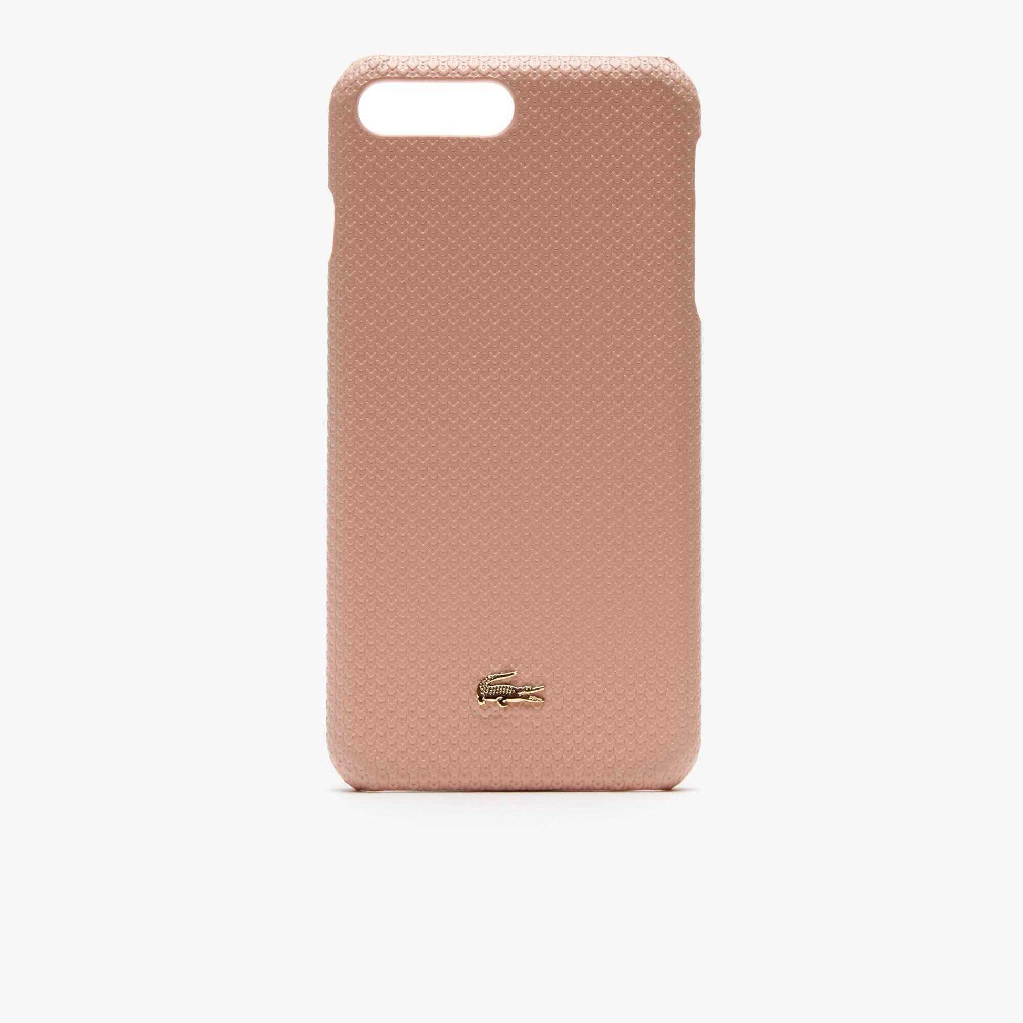 coque iphone 8 silicone lacoste