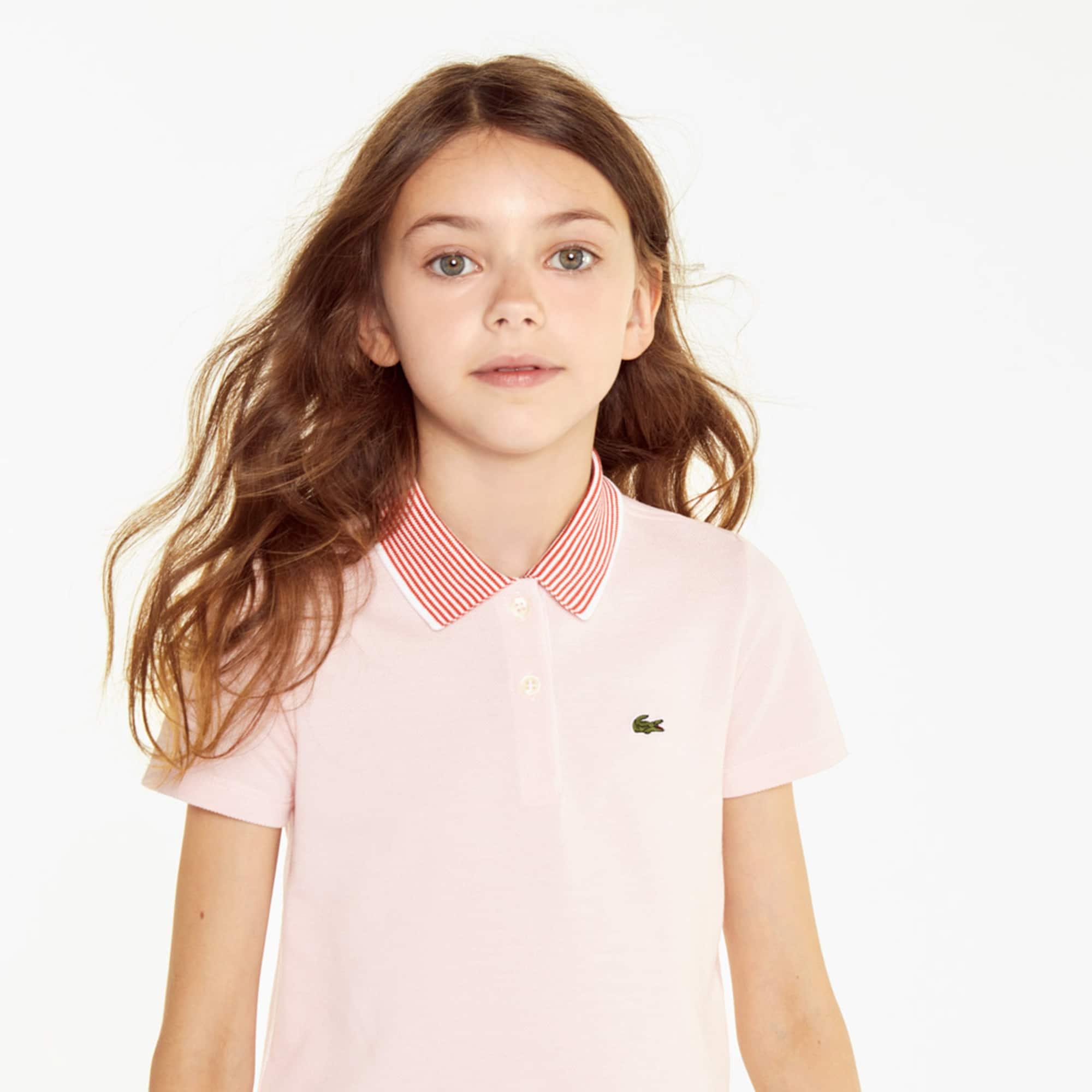 Fille Polos Lacoste Fille Polos Vêtements Enfant Enfant Vêtements 5Hnfxz