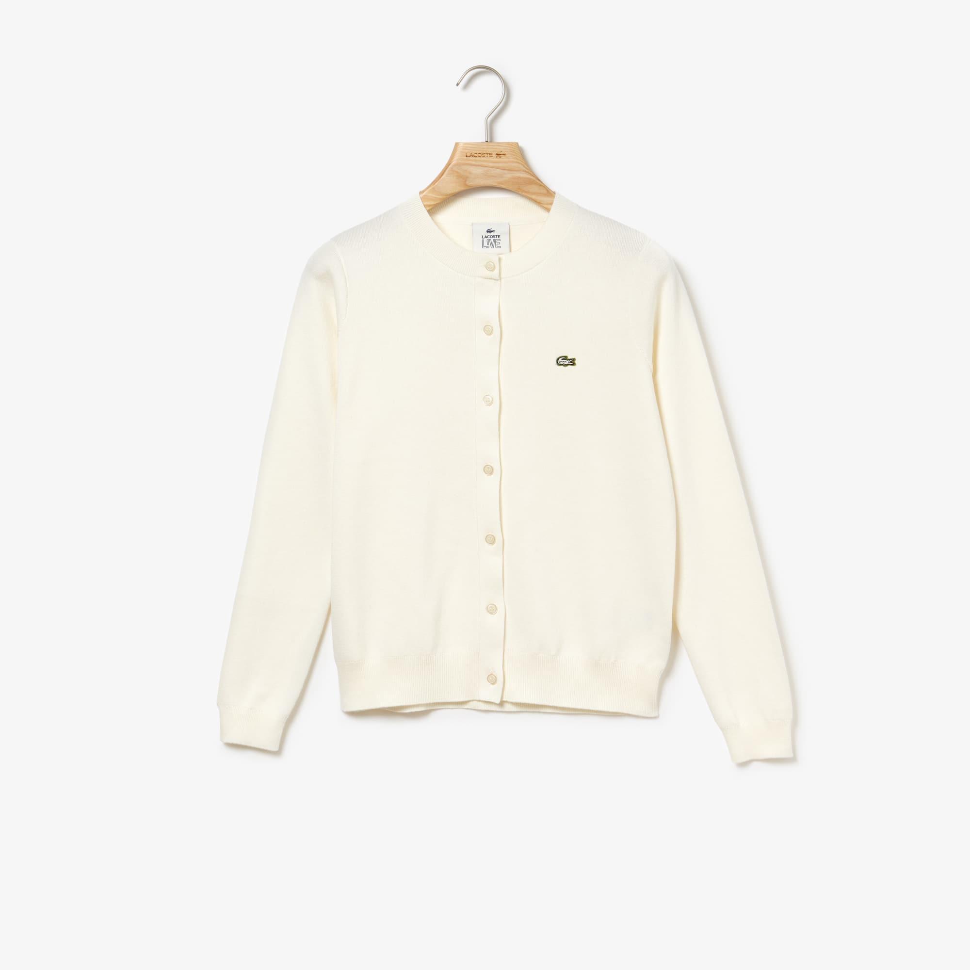 Sweats Femme Lacoste Pulls Femme Vêtements 1HqRg45wR