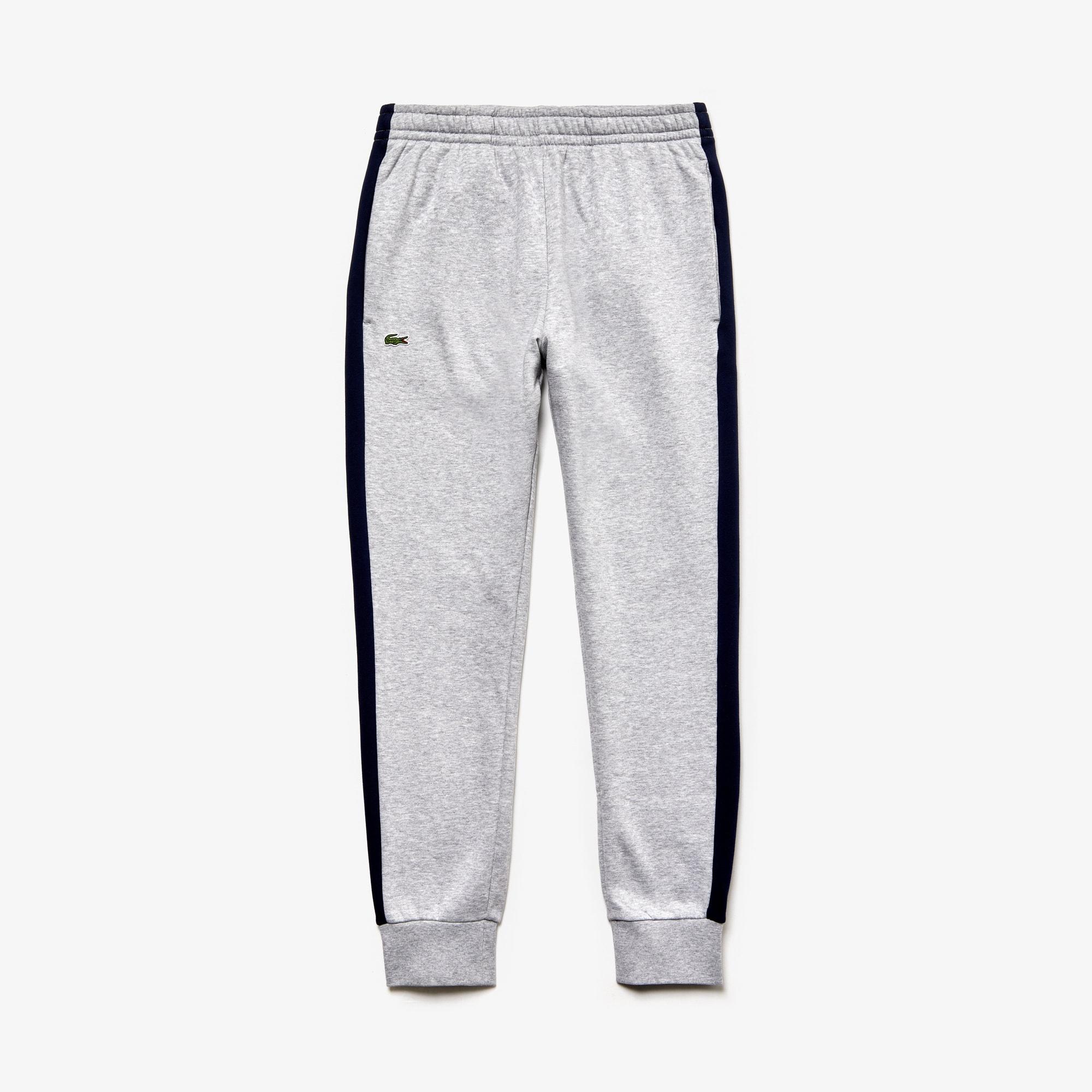 3c94c6476a Jogging Tennis Lacoste SPORT en molleton bicolore