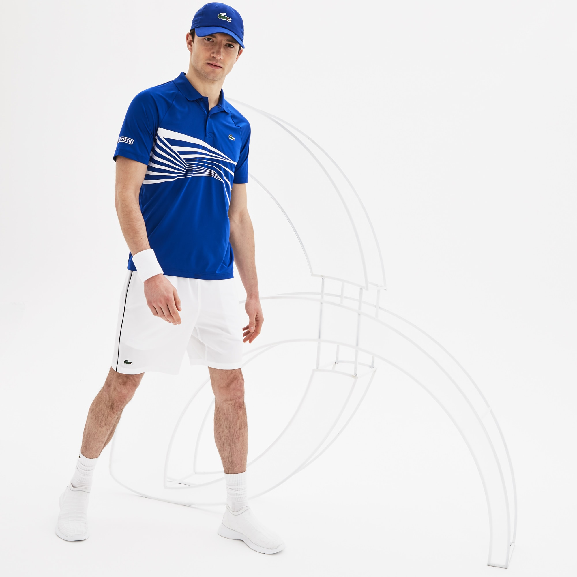 Lacoste Korte Broek Heren.The Lacoste Sports Collection For Men Lacoste