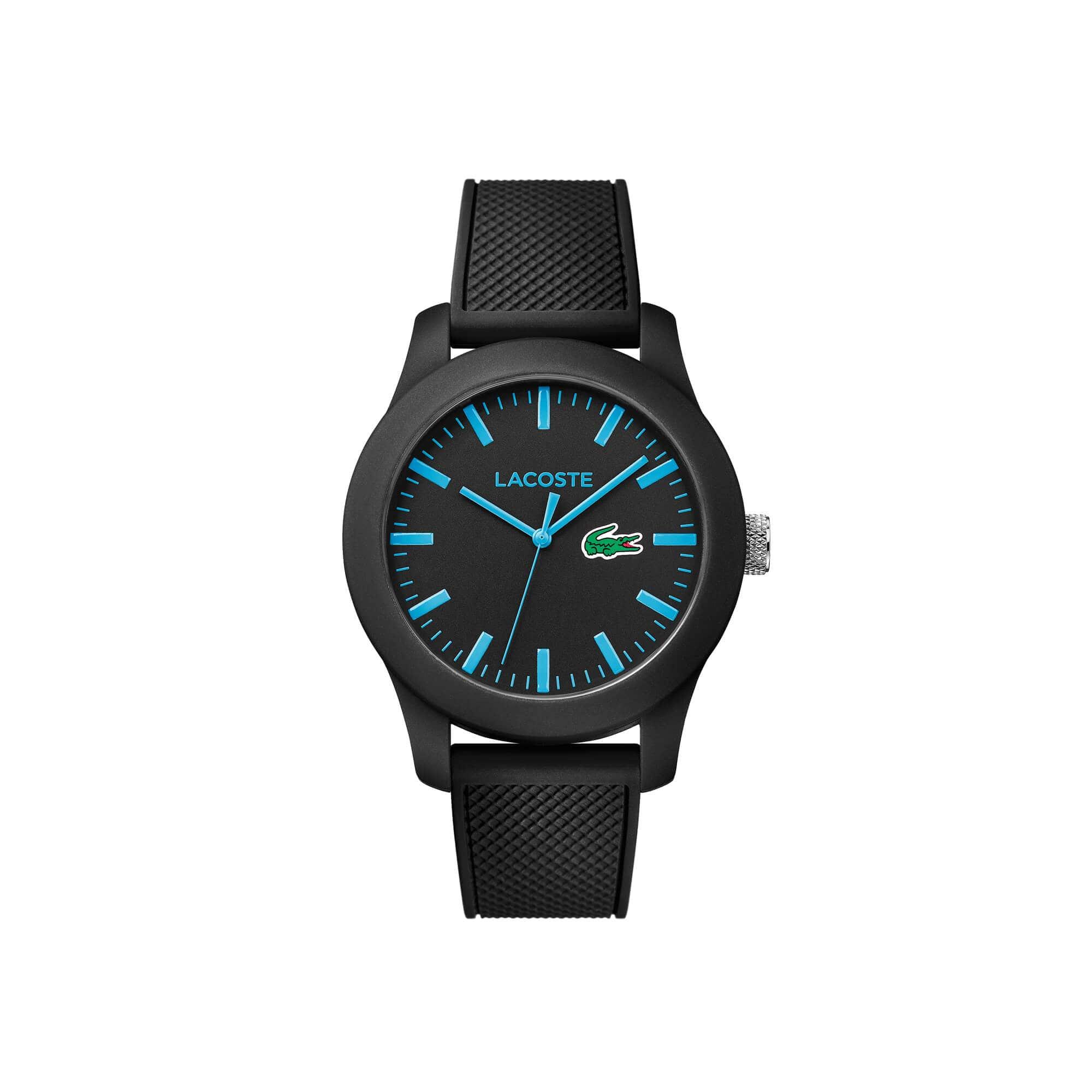 Relógio Lacoste 12.12 com pulseira de silicone