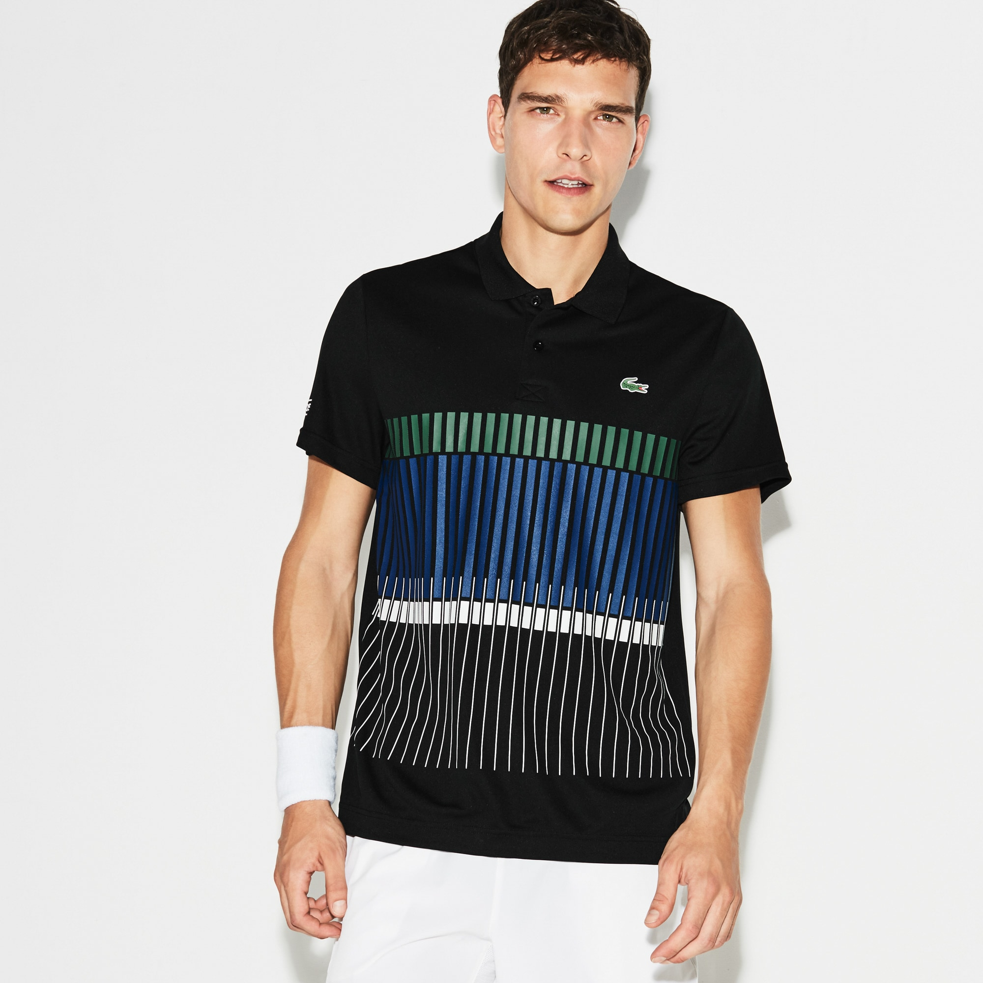 Polo Lacoste Collection para Novak Djokovic – Exclusiva Clay Edition