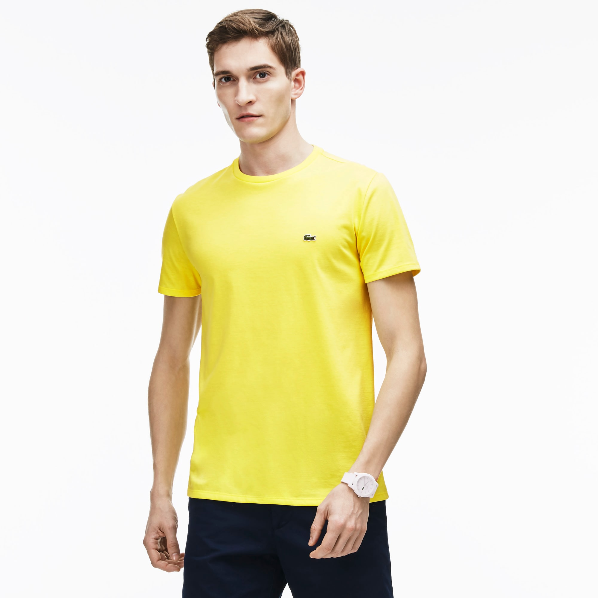 Camisetas moda masculina lacoste for Online buying sites in usa
