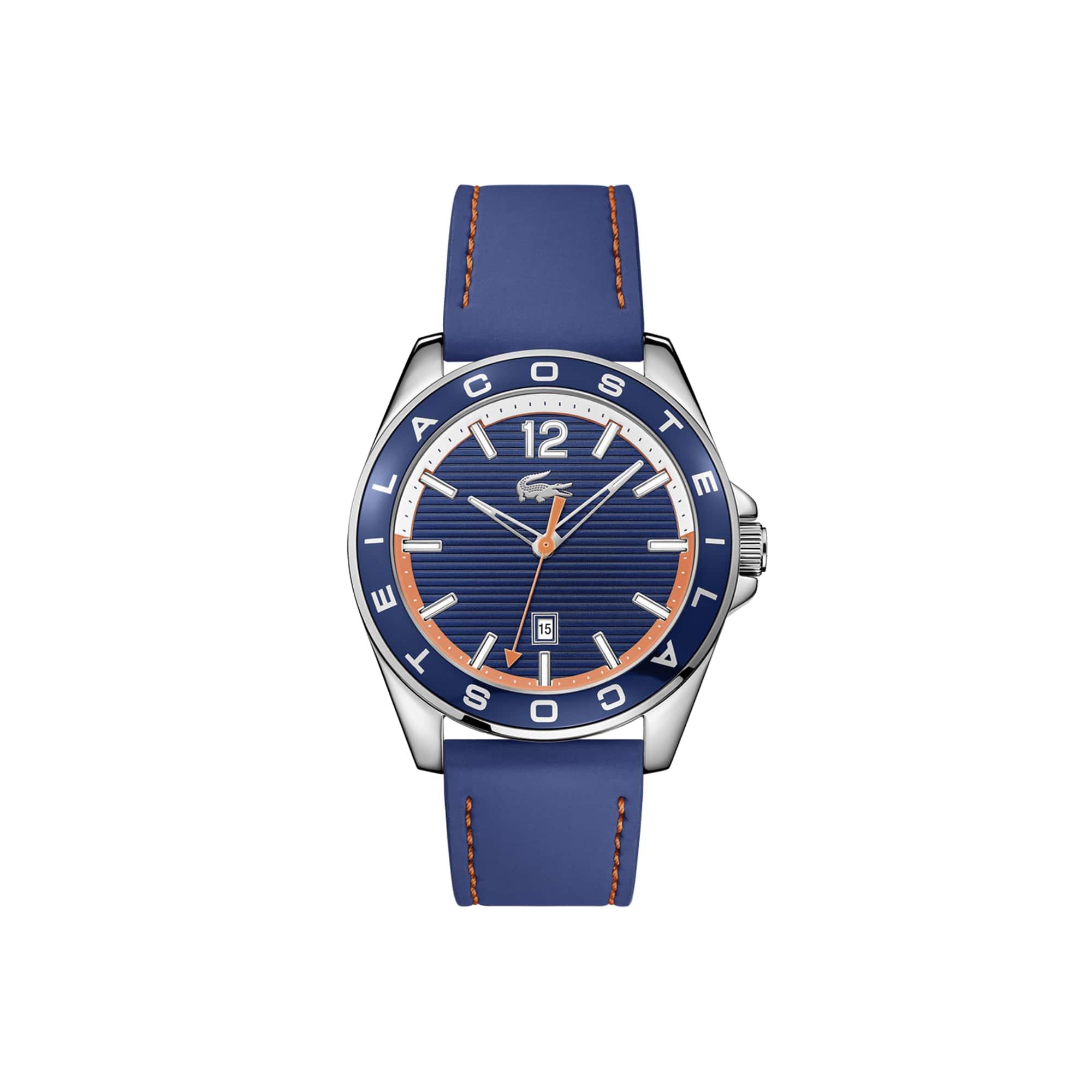 Relógio Westport Homem com Bracelete em Couro Azul