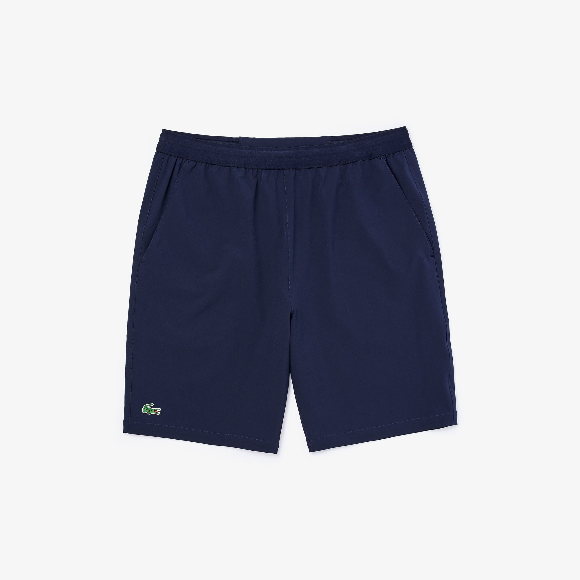 Short Lacoste SPORT Tennis Masculino Stretch Estampado