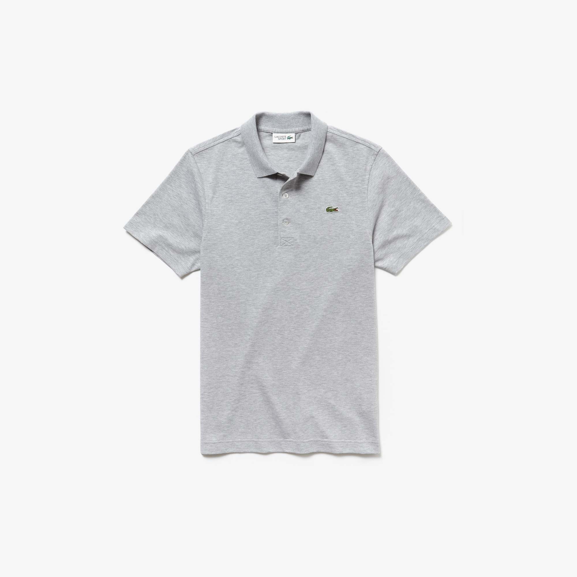 Camisa Polo Lacoste Sport Tennis Regular Fit Masculina em Malha Superleve