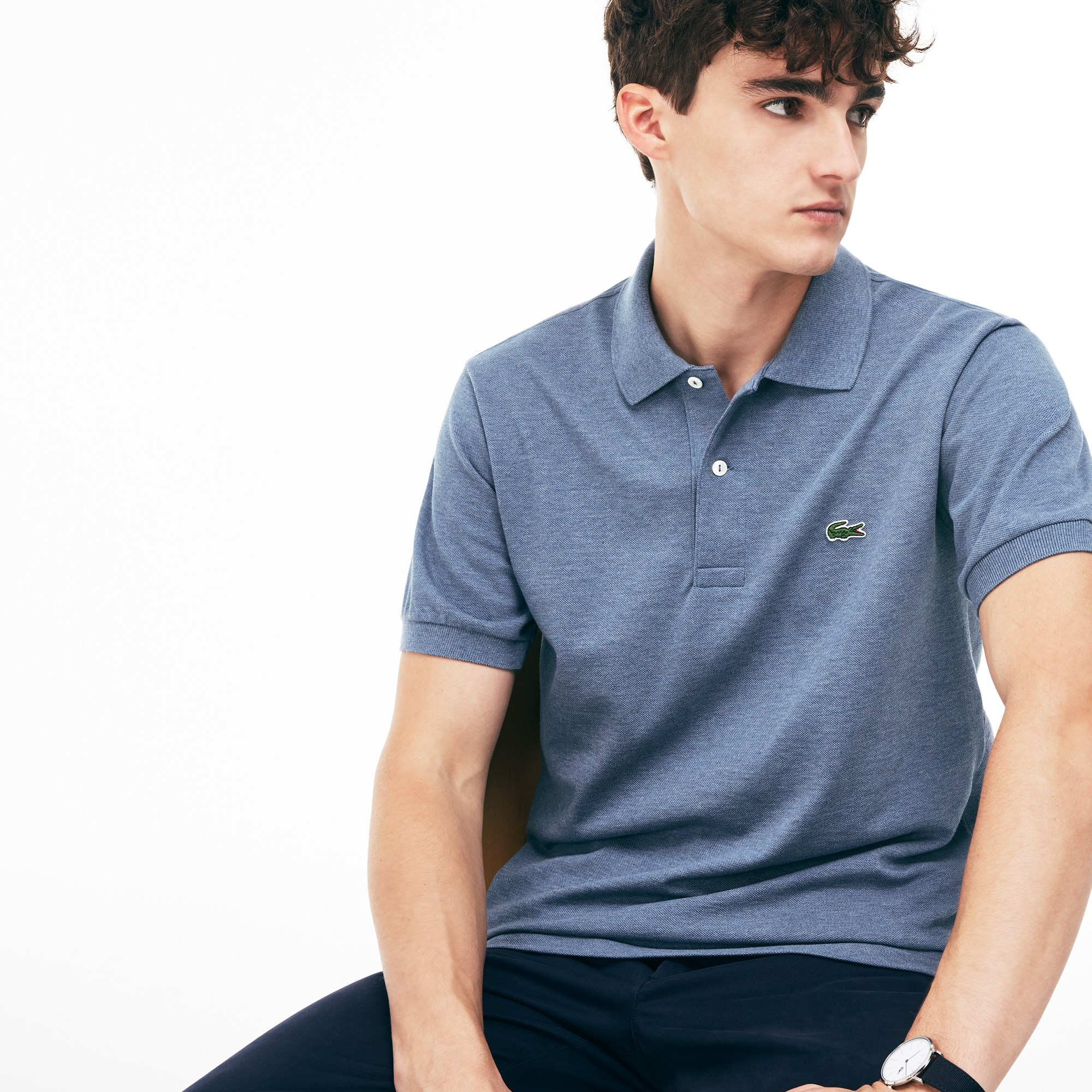4a66878bec713 Camisas Polo Classic Fit   Moda Masculina   LACOSTE