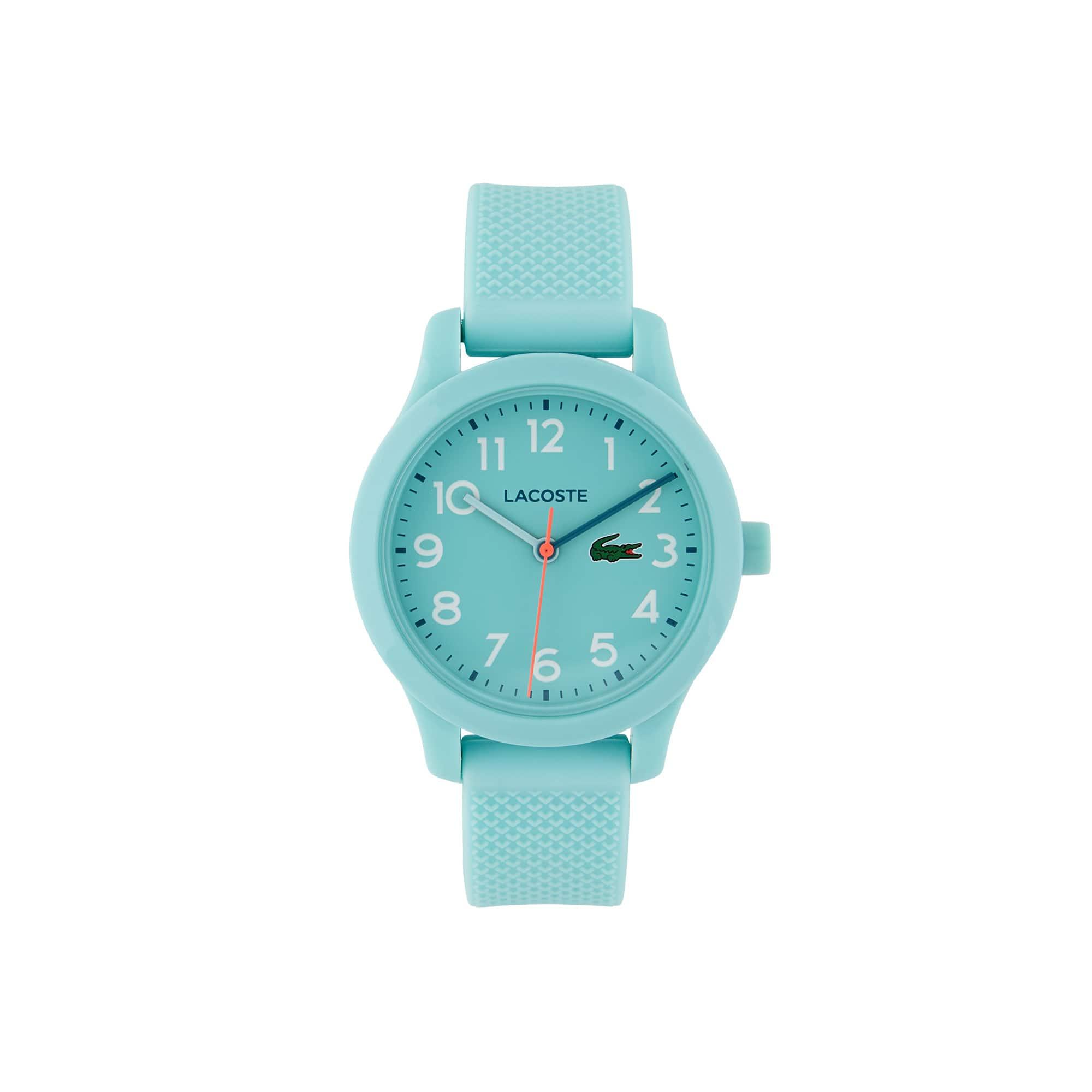 Relógio Lacoste 12.12 Criança com Bracelete em Silicone Turquesa
