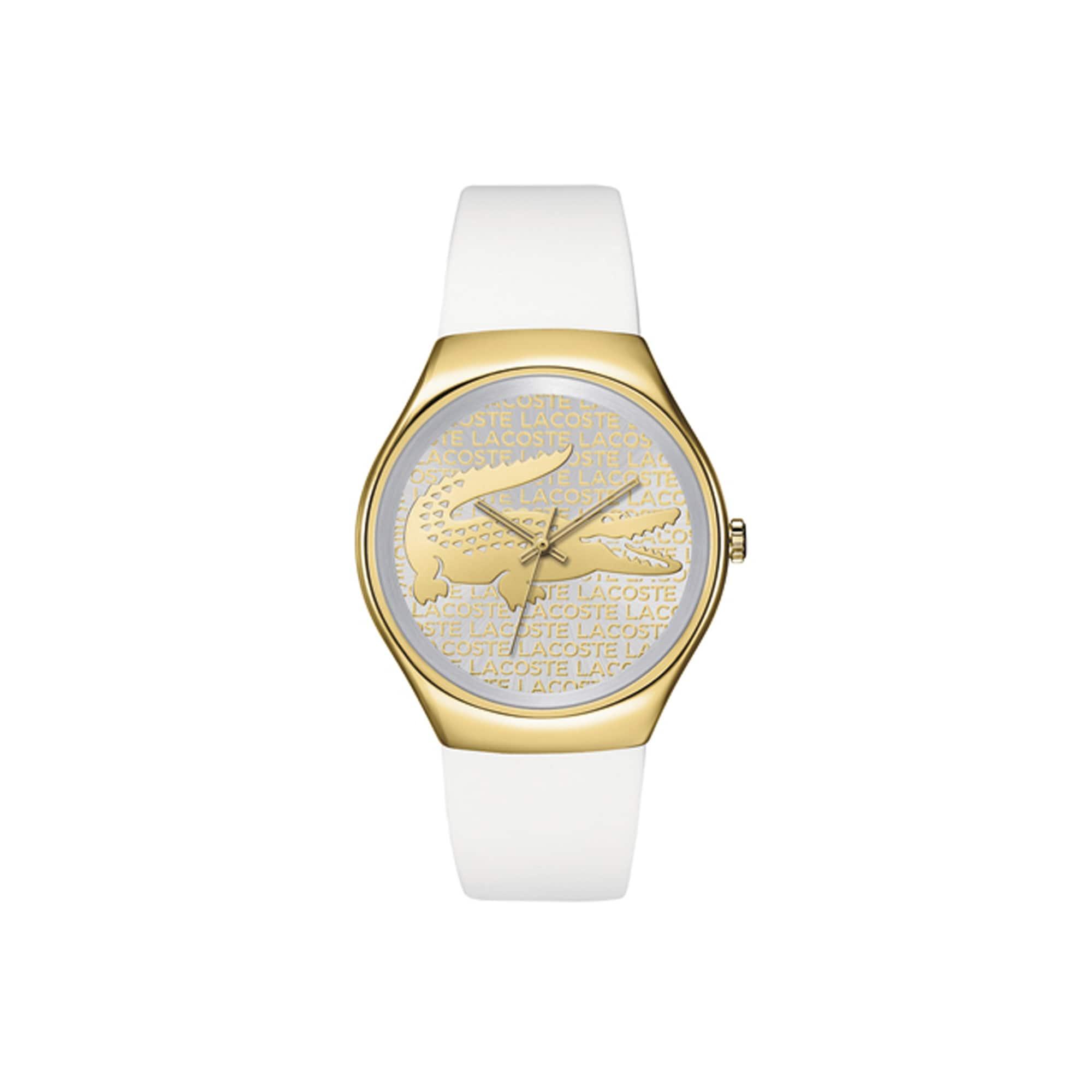 Relógio Acapulco com pulseira em dois tons