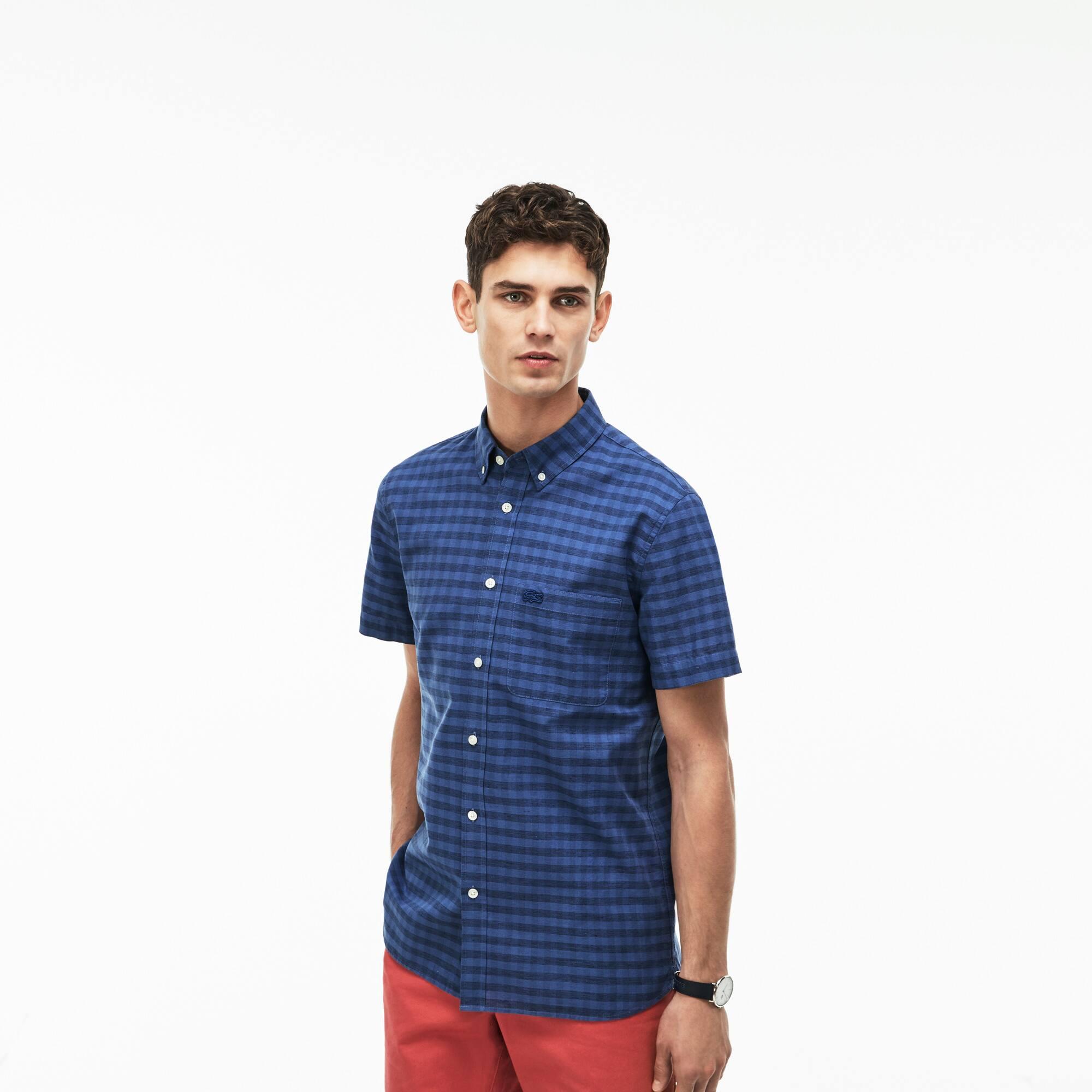 Camisas de manga curta - Masculinas  a10a18e7e00