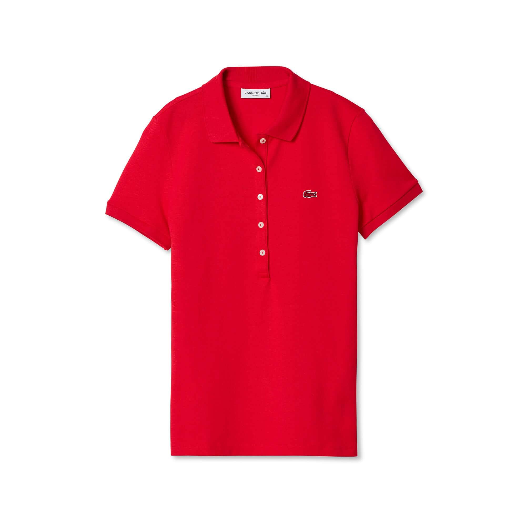 b8d5b54f2cd Camisas polo para mulheres  manga longa e sem manga