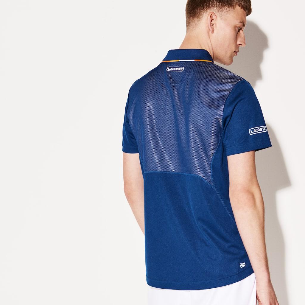 Camisa Polo Lacoste Sport Tennis Masculina em Piqué Técnico com ... 242546207b