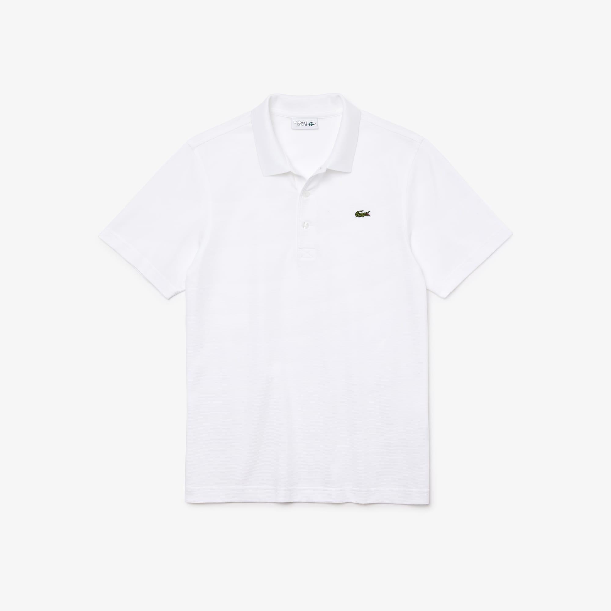 925c558be6 Camisa Polo Lacoste Sport Tennis Regular Fit Masculina em Malha Superleve
