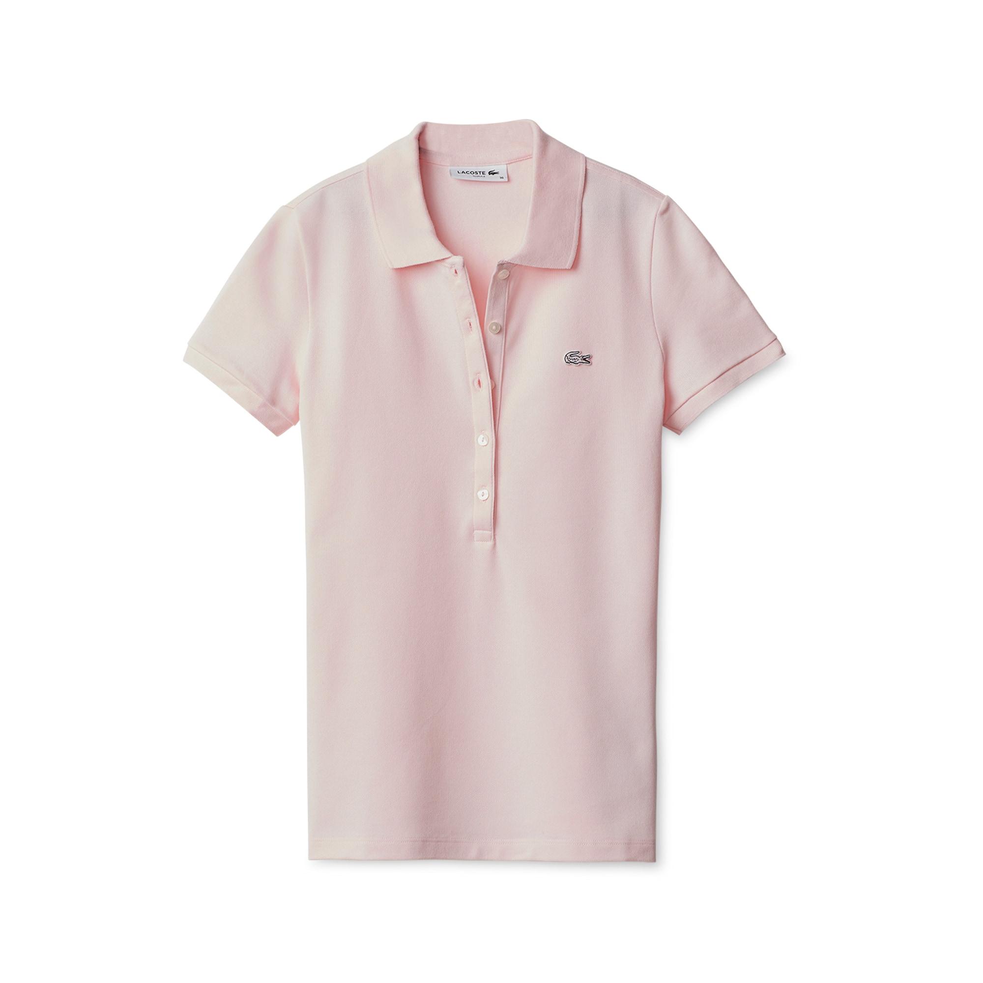 8bf19e9b76 Camisas polo para mulheres  manga longa e sem manga