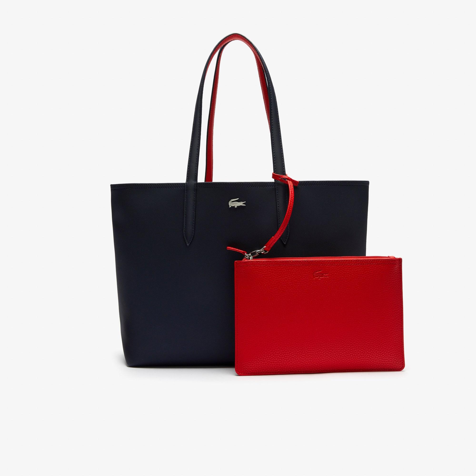 Coleção de Bolsas e Bolsas de Mão   Leather Goods Femininos   LACOSTE 8ce6d5786d