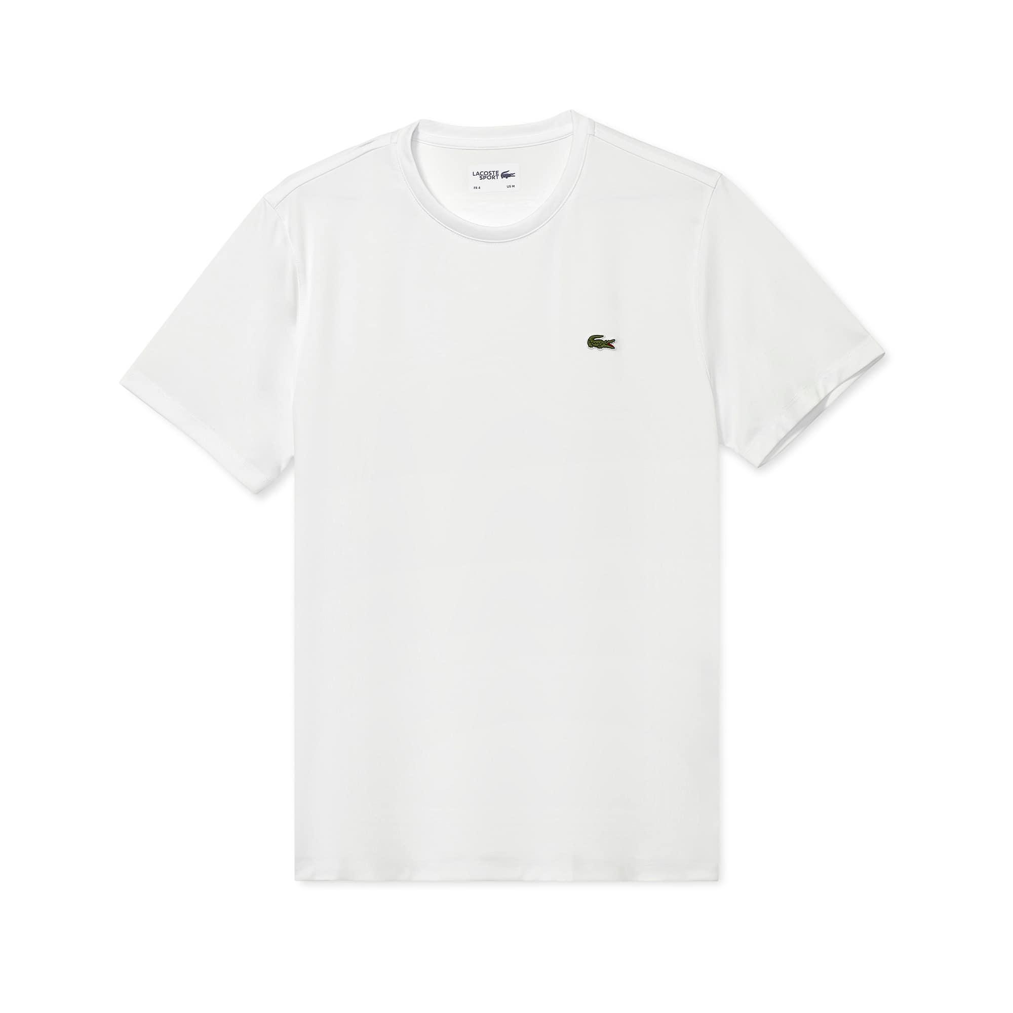 Camiseta Lacoste masculina técnica 5736b815d64f0