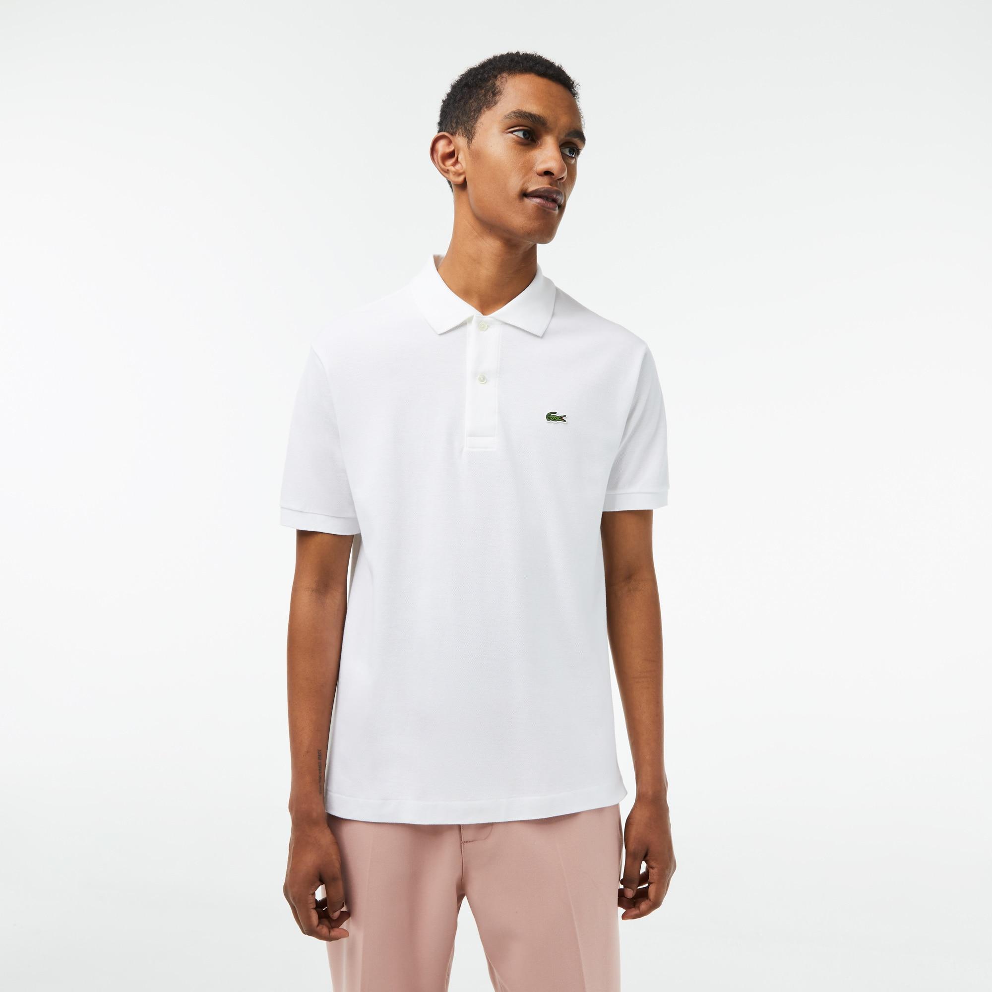 Camisas polo de manga curta  867ca1df624d4