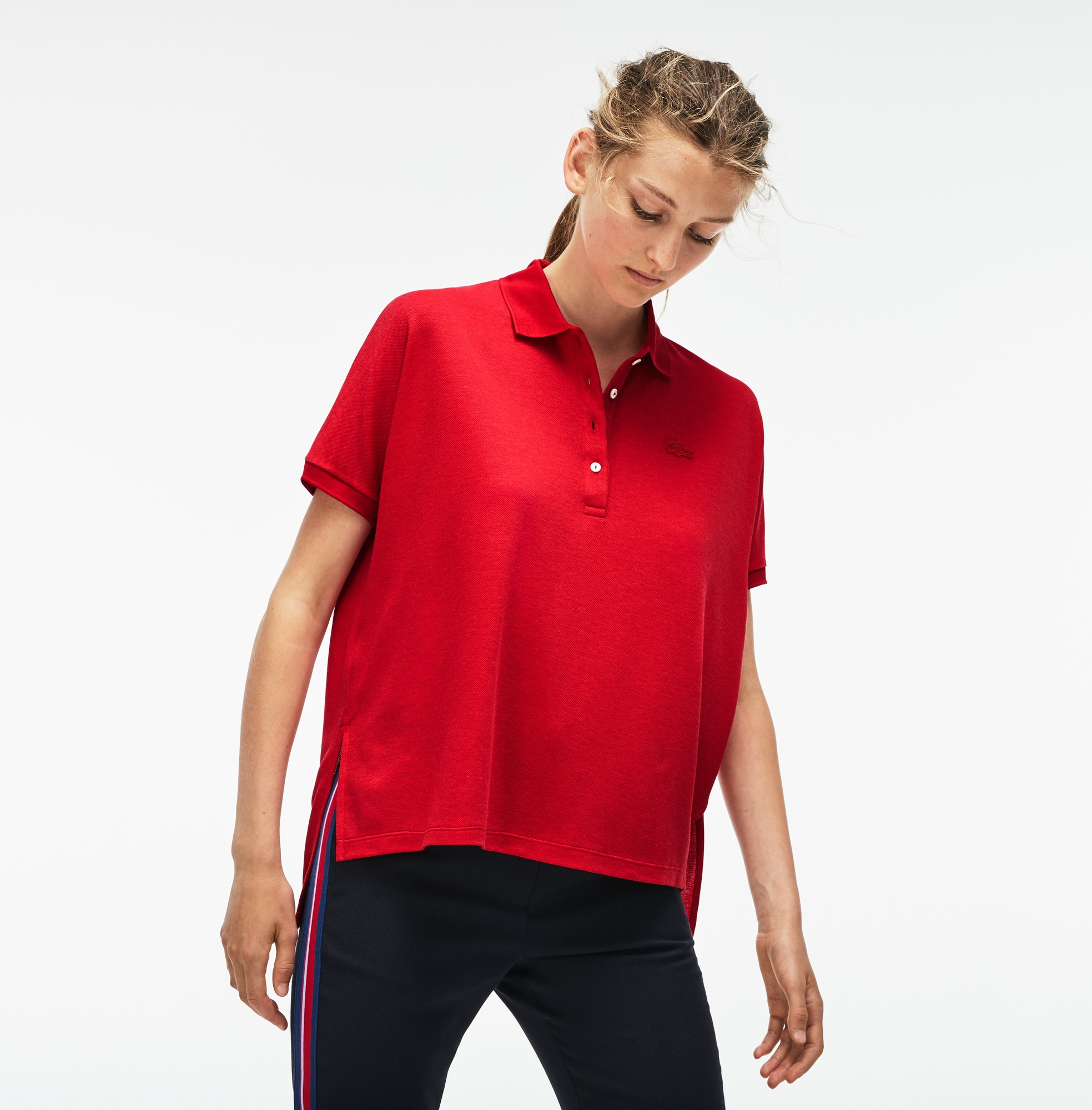 sports shoes 1bff4 ce0c1 Poloshirts für Damen | Damenmode | LACOSTE