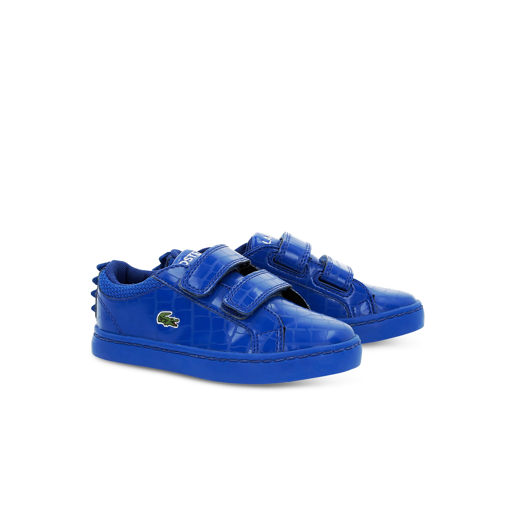 Infants Straightset Synthetic Crocodile SkinTrainers