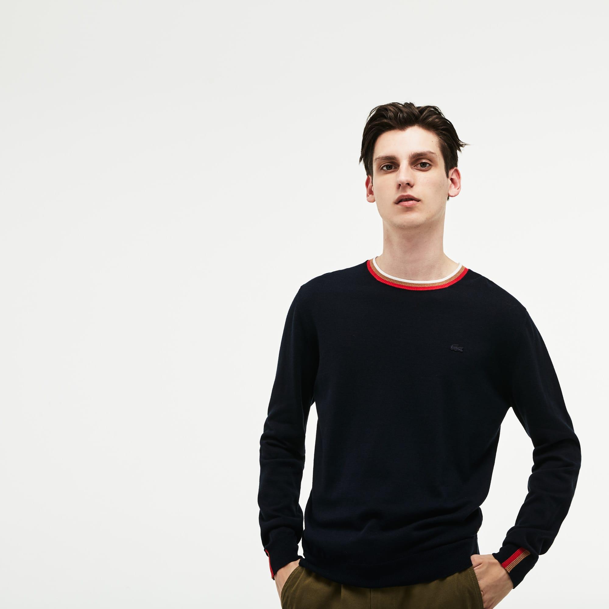 on sale ba44f d2bf6 Pullover für Herren | Herrenmode | LACOSTE