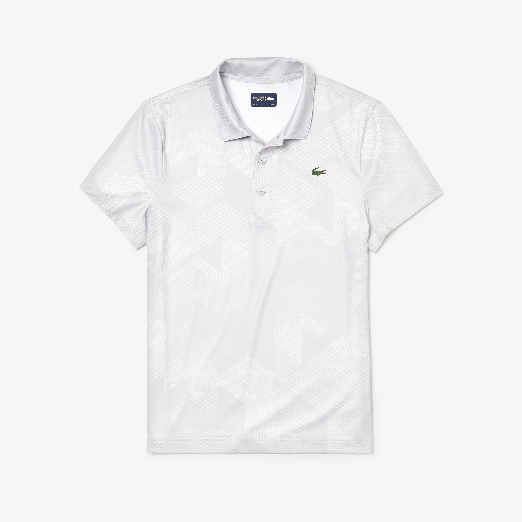 huge discount c736a 847a9 Herren Golf-Poloshirt mit Aufdruck LACOSTE SPORT