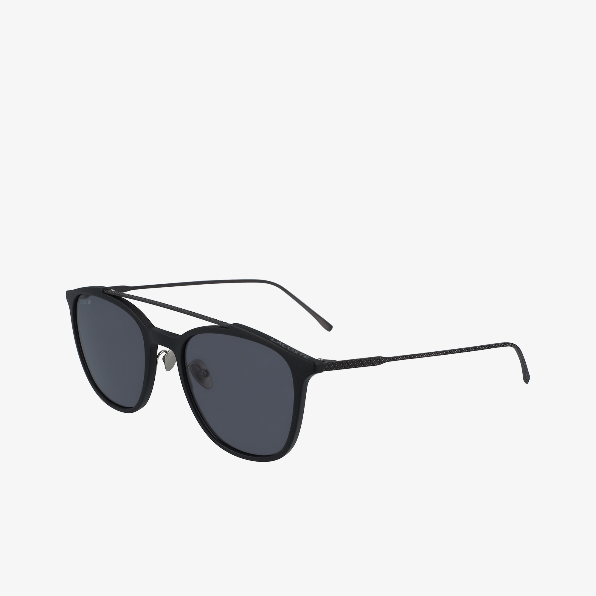 Rectangle Acetate Ultra-Thin Sunglasses