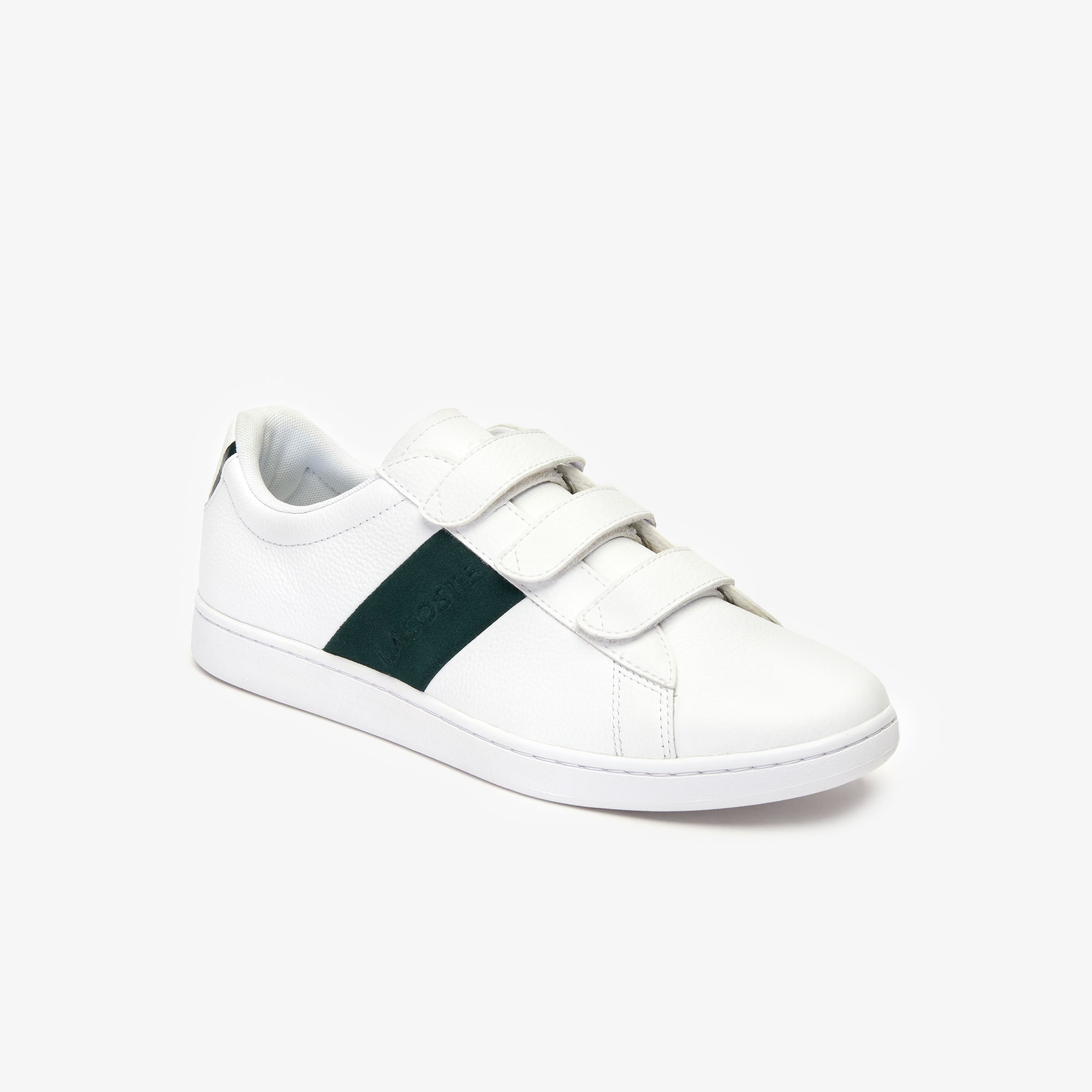 d128d0667a Men's Carnaby Evo Strap Leather and Suede Trainers
