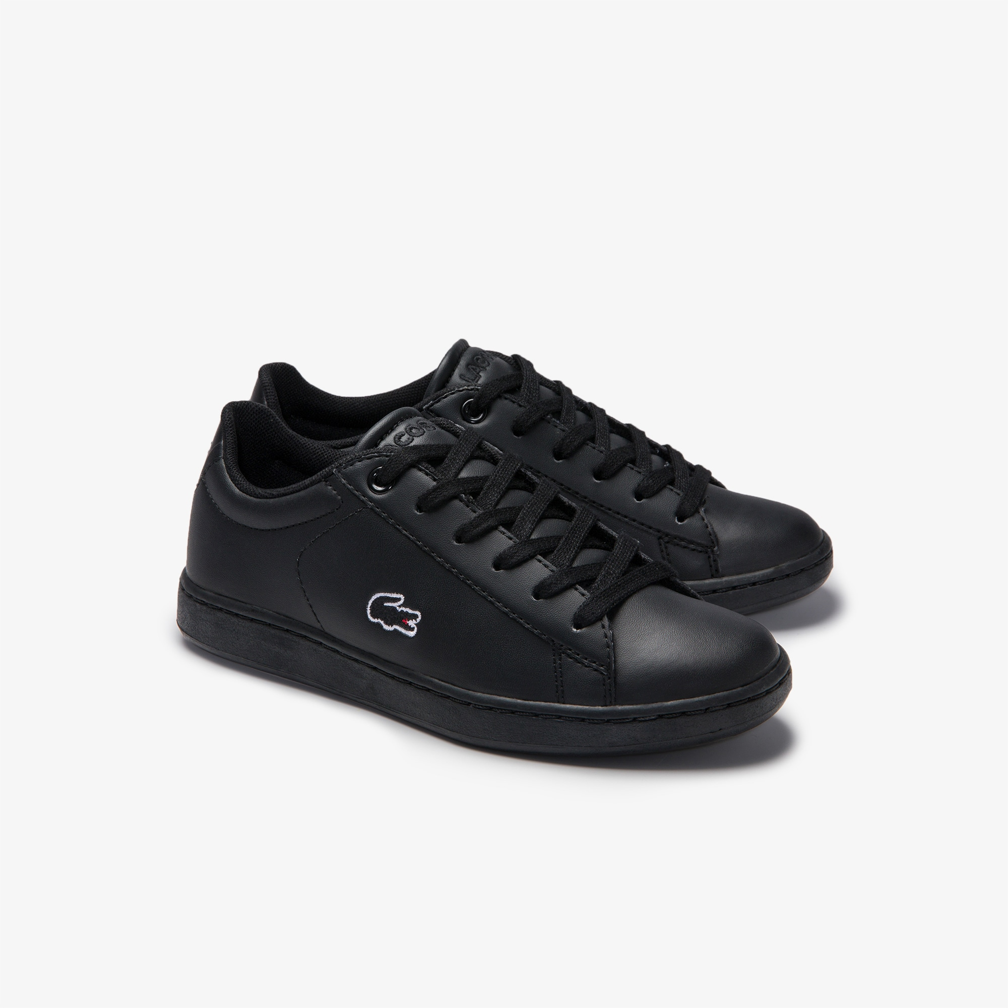 Children's Carnaby Evo Lace-up Mesh-lined Synthetic Sneakers