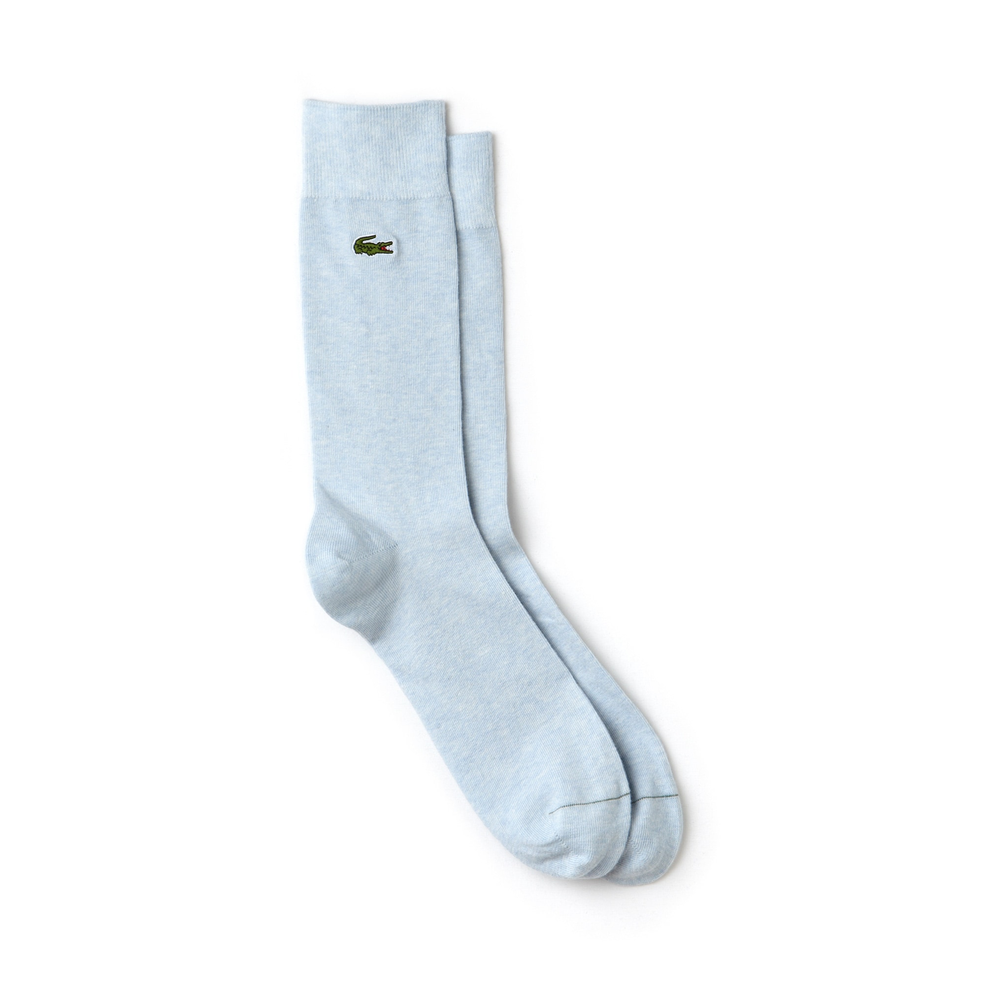 Men's Socks in unicolour jersey
