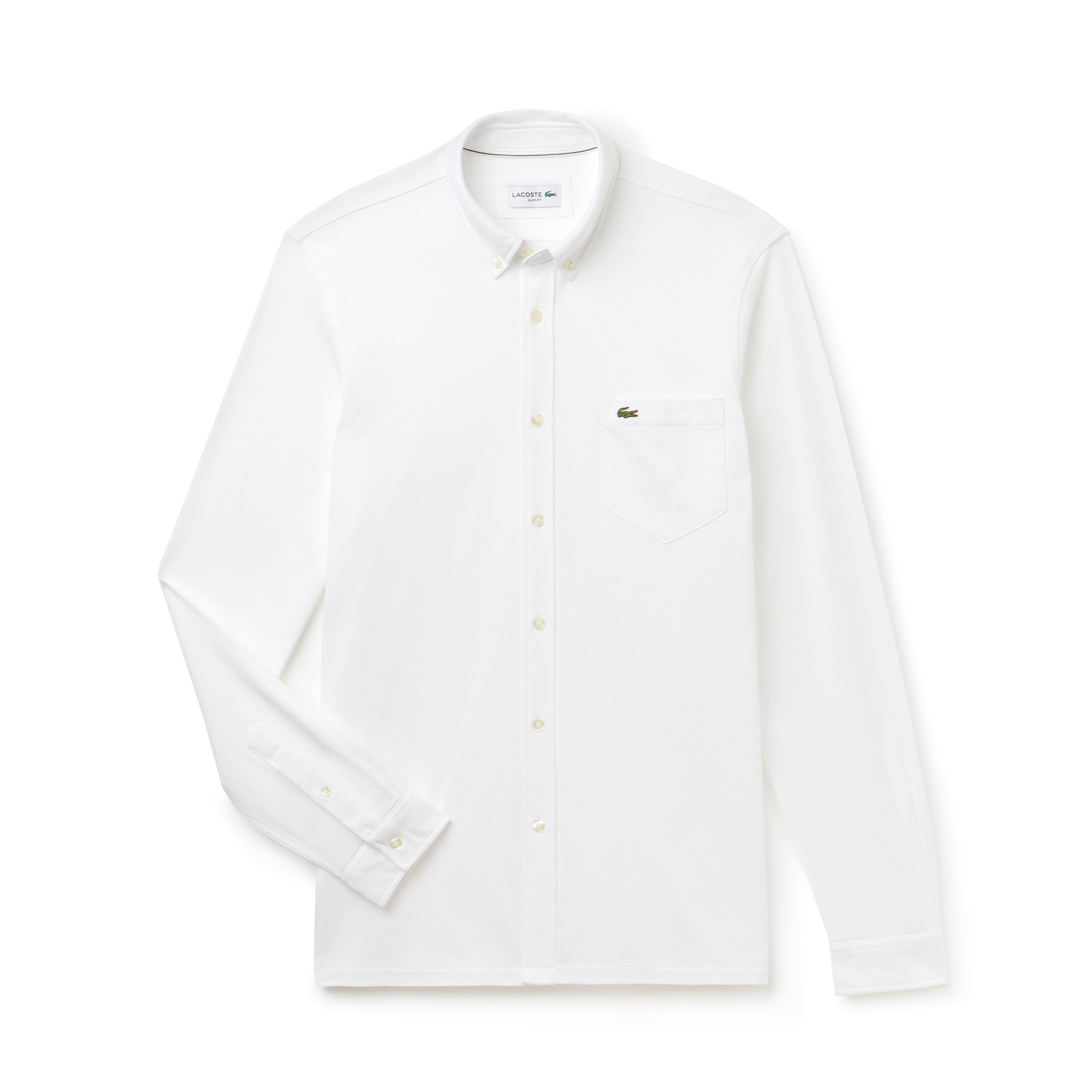 Men's Slim Fit Cotton Jersey Shirt