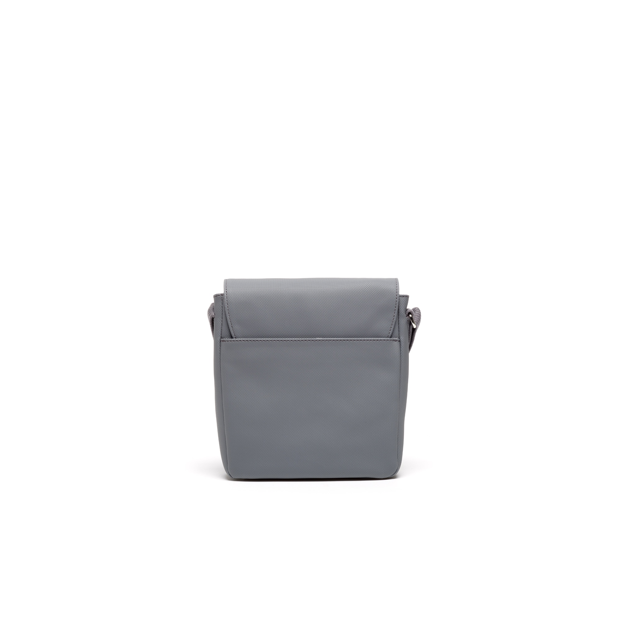 Men's classic small monochrome crossover bag