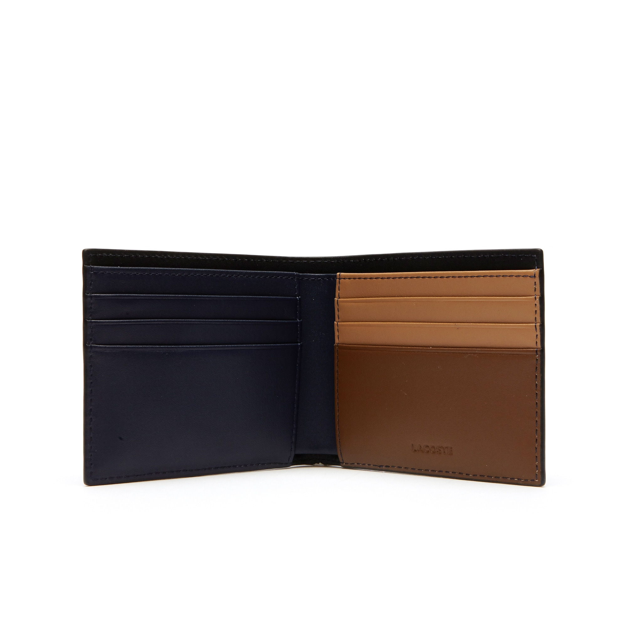 Men's Fitzgerald Colorblock Leather 6 Card Wallet