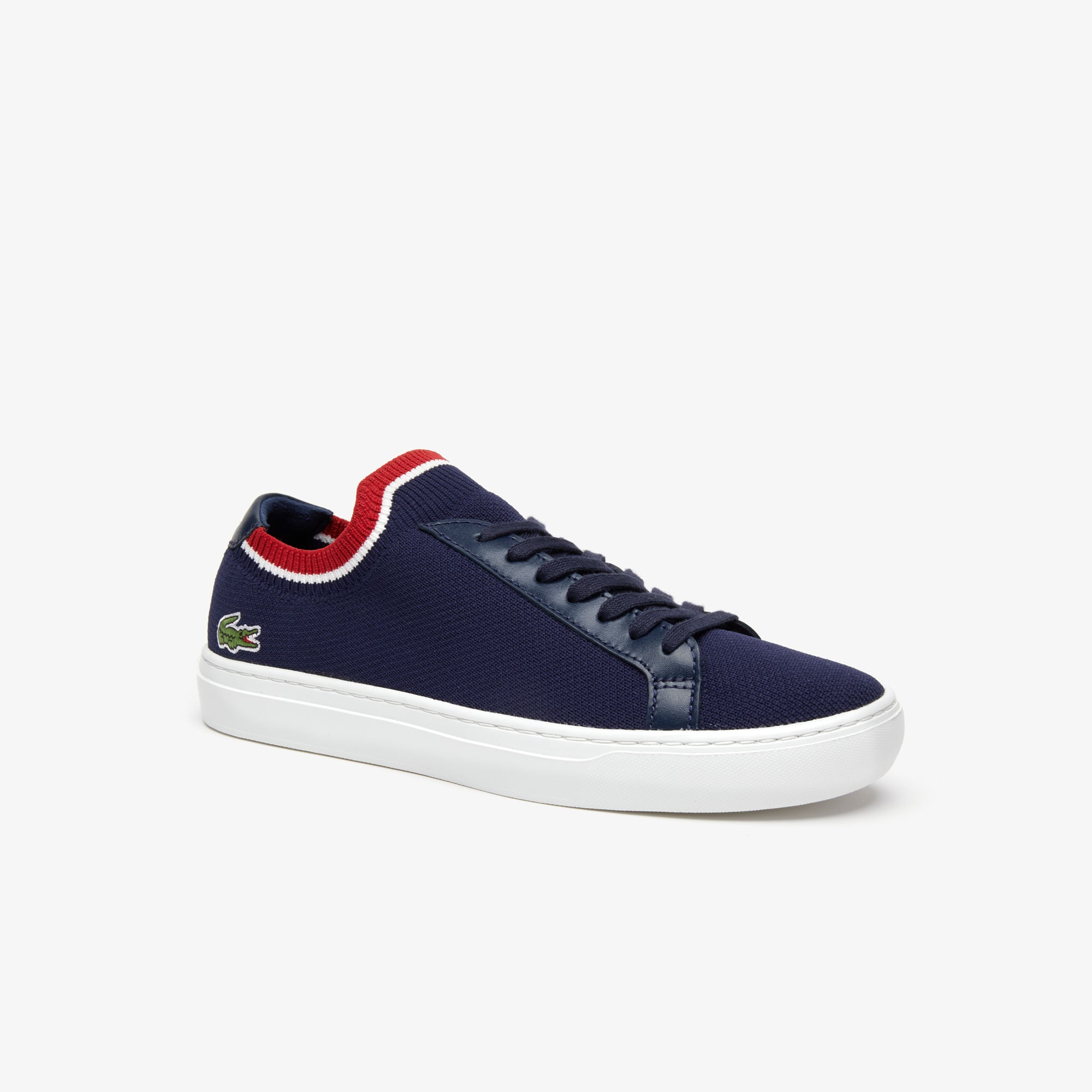 Leather Trainers | LACOSTE